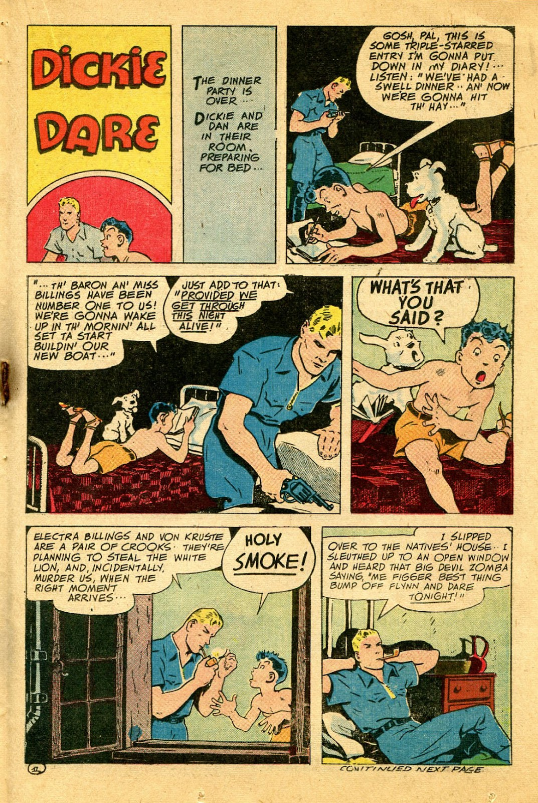 Read online Famous Funnies comic -  Issue #122 - 29