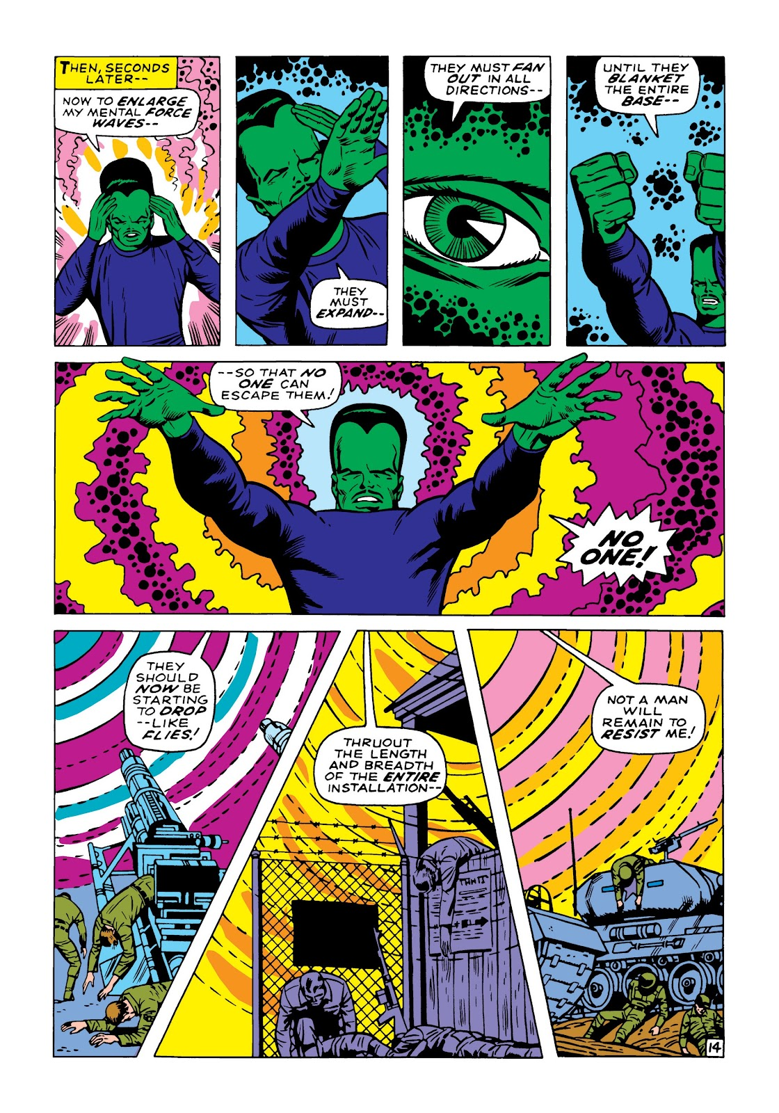 Read online Marvel Masterworks: The Incredible Hulk comic -  Issue # TPB 5 (Part 2) - 25