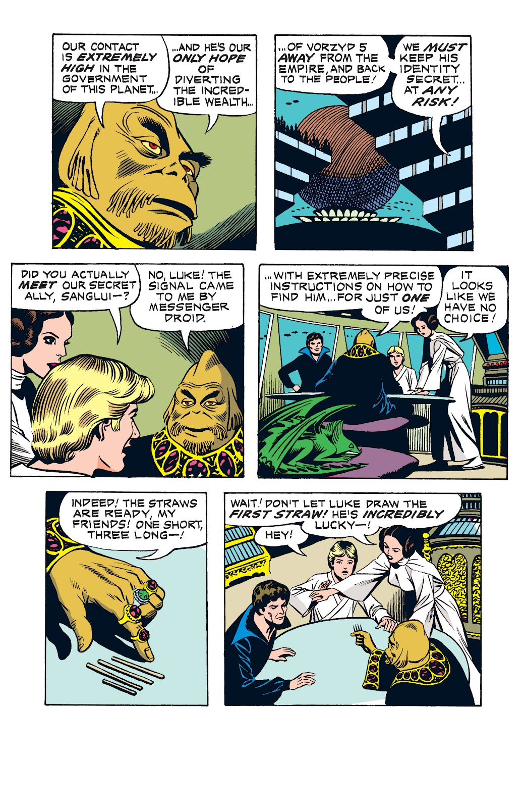Read online Star Wars Legends: The Newspaper Strips - Epic Collection comic -  Issue # TPB (Part 1) - 94