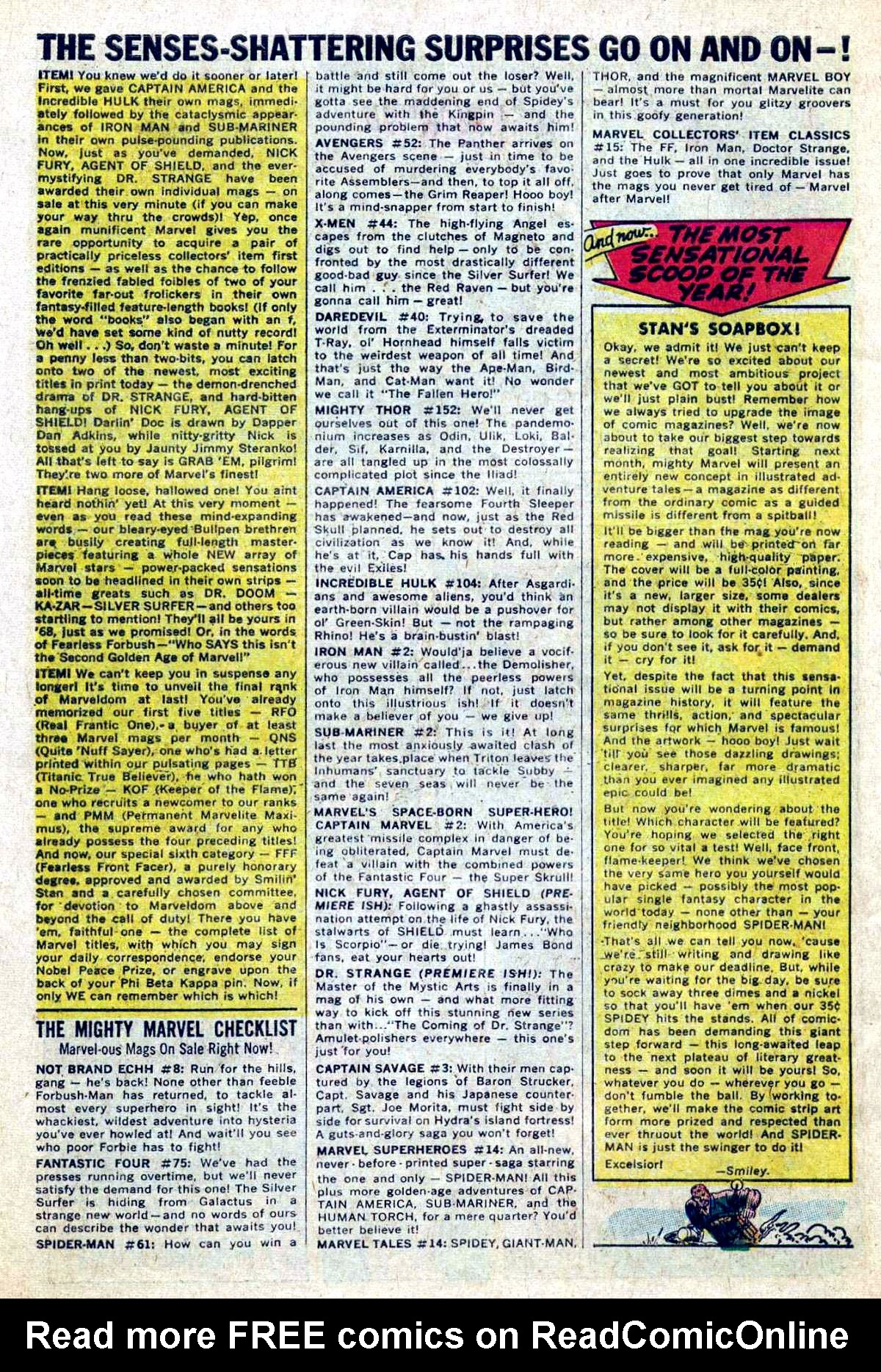 Read online Sgt. Fury comic -  Issue #54 - 30