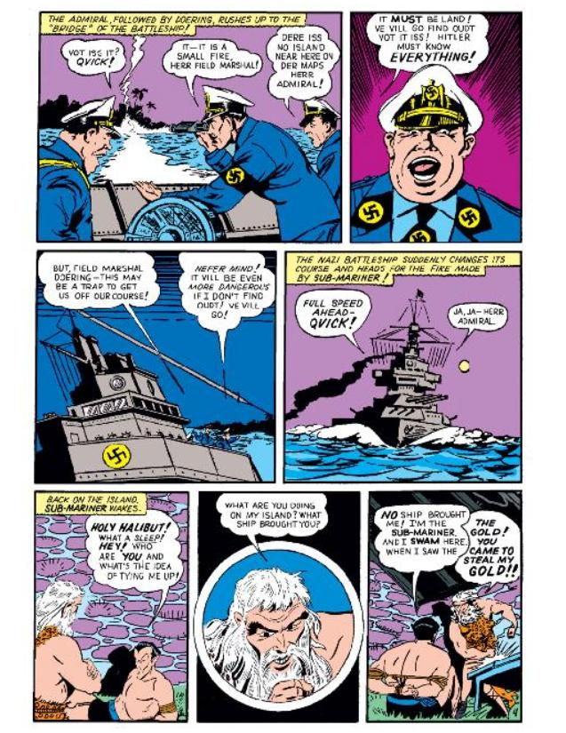 Read online All-Winners Comics comic -  Issue #5 - 45