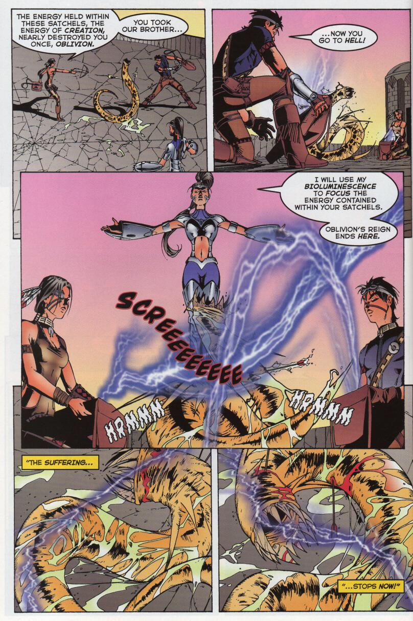 Read online Turok 3: Shadow of Oblivion comic -  Issue # Full - 35