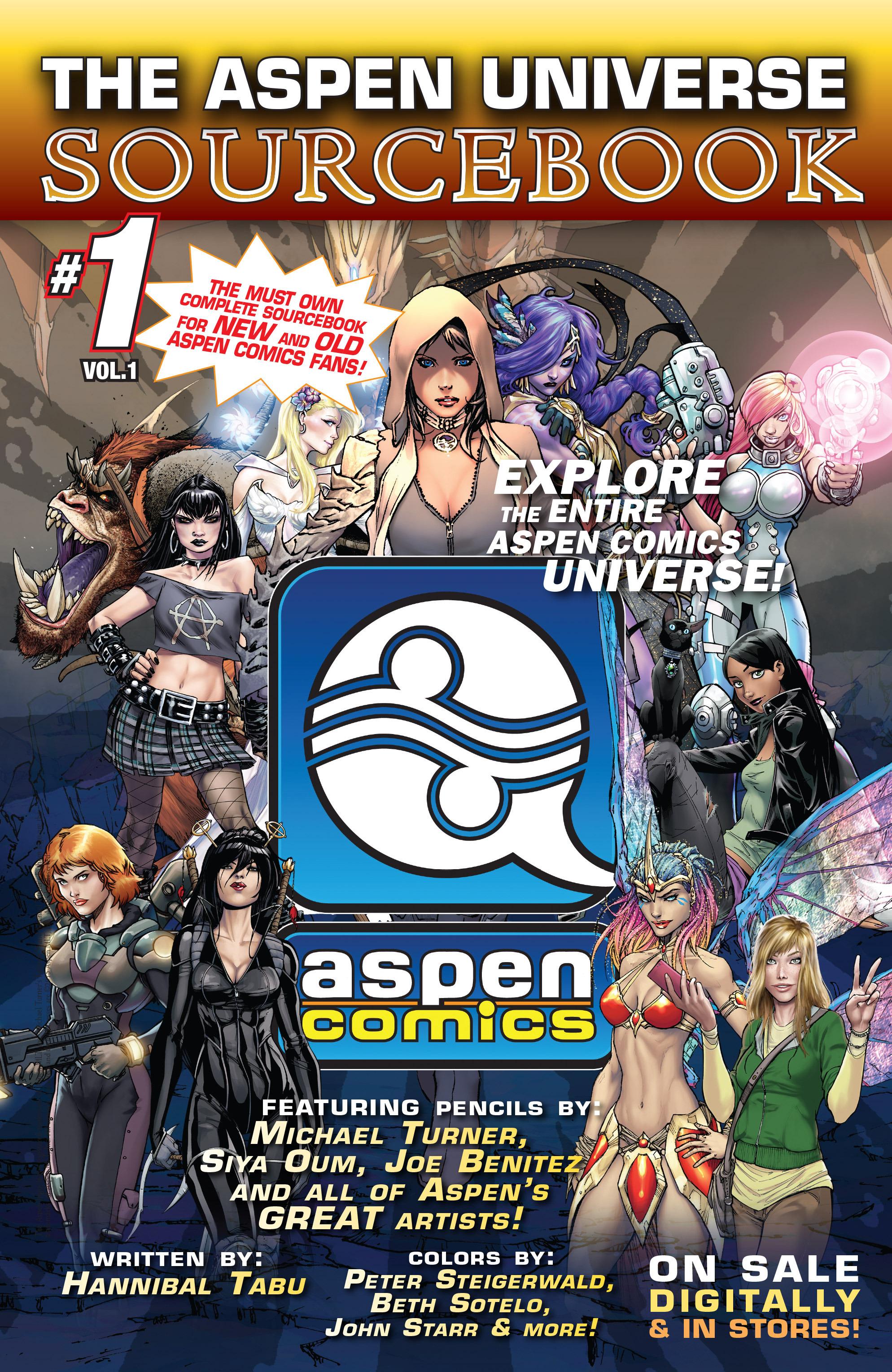Read online Aspen Universe: Revelations comic -  Issue #1 - 30