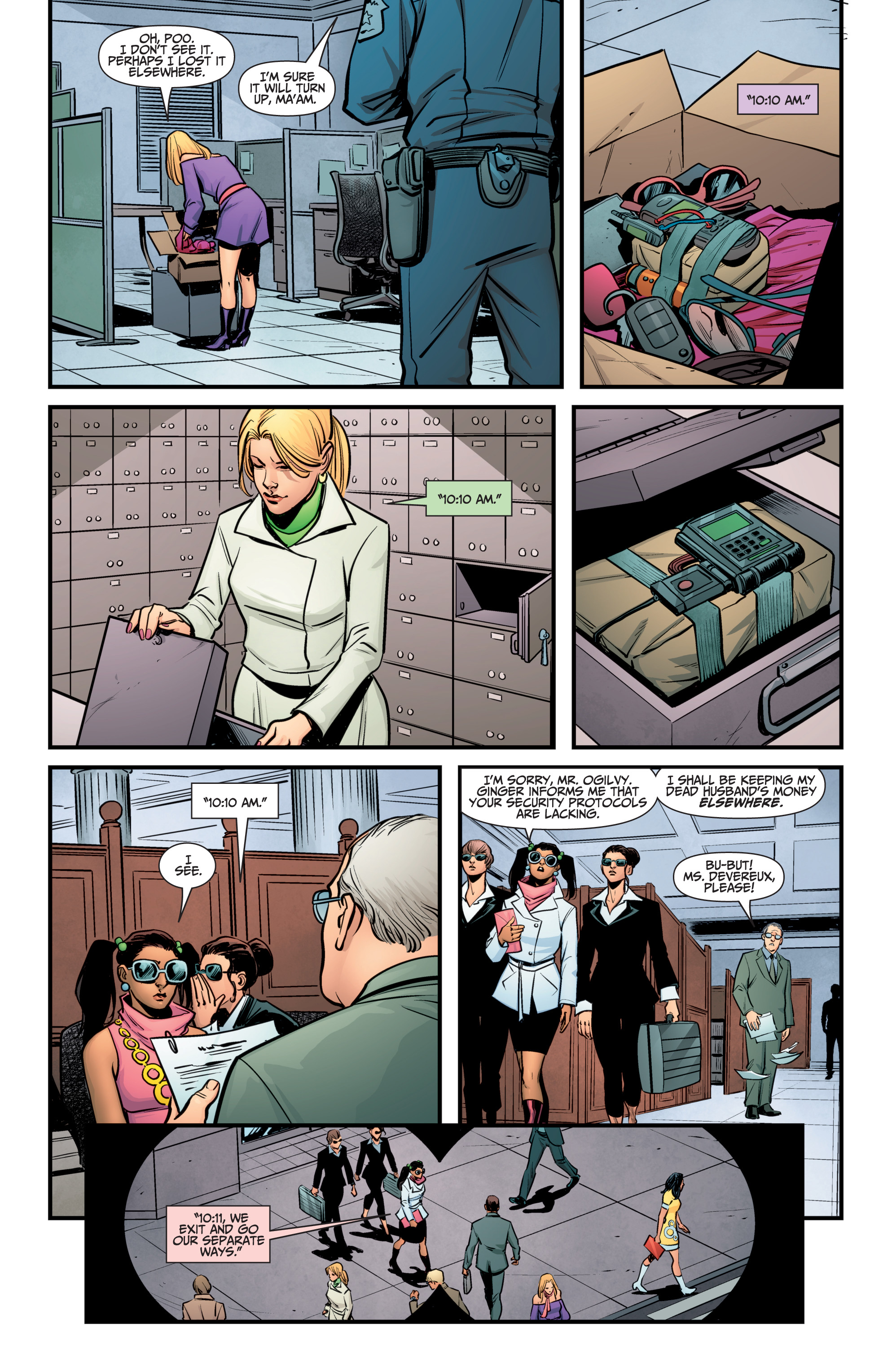 Read online A&A: The Adventures of Archer & Armstrong comic -  Issue #9 - 18