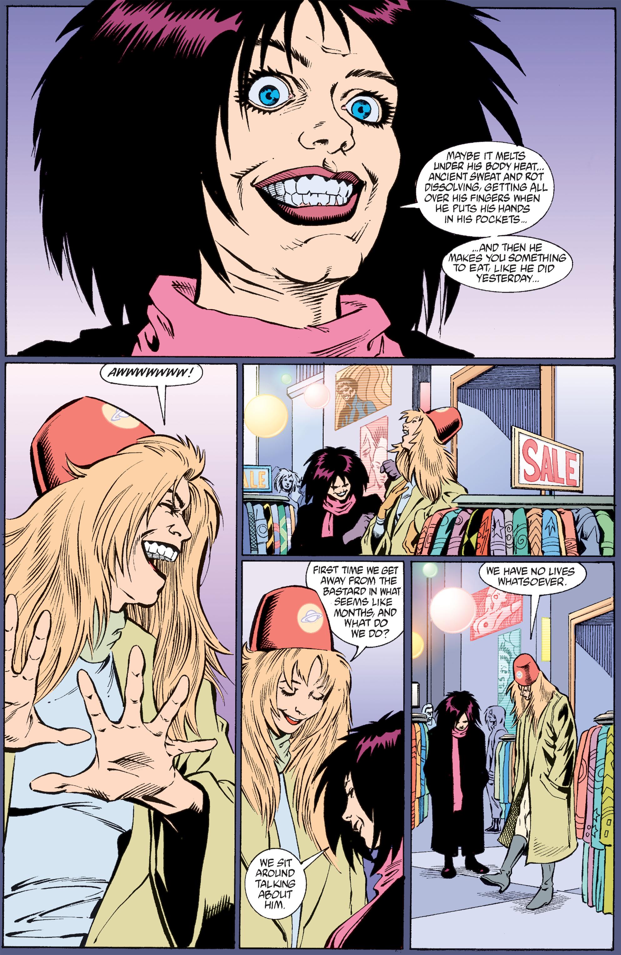 Read online Transmetropolitan comic -  Issue #33 - 8
