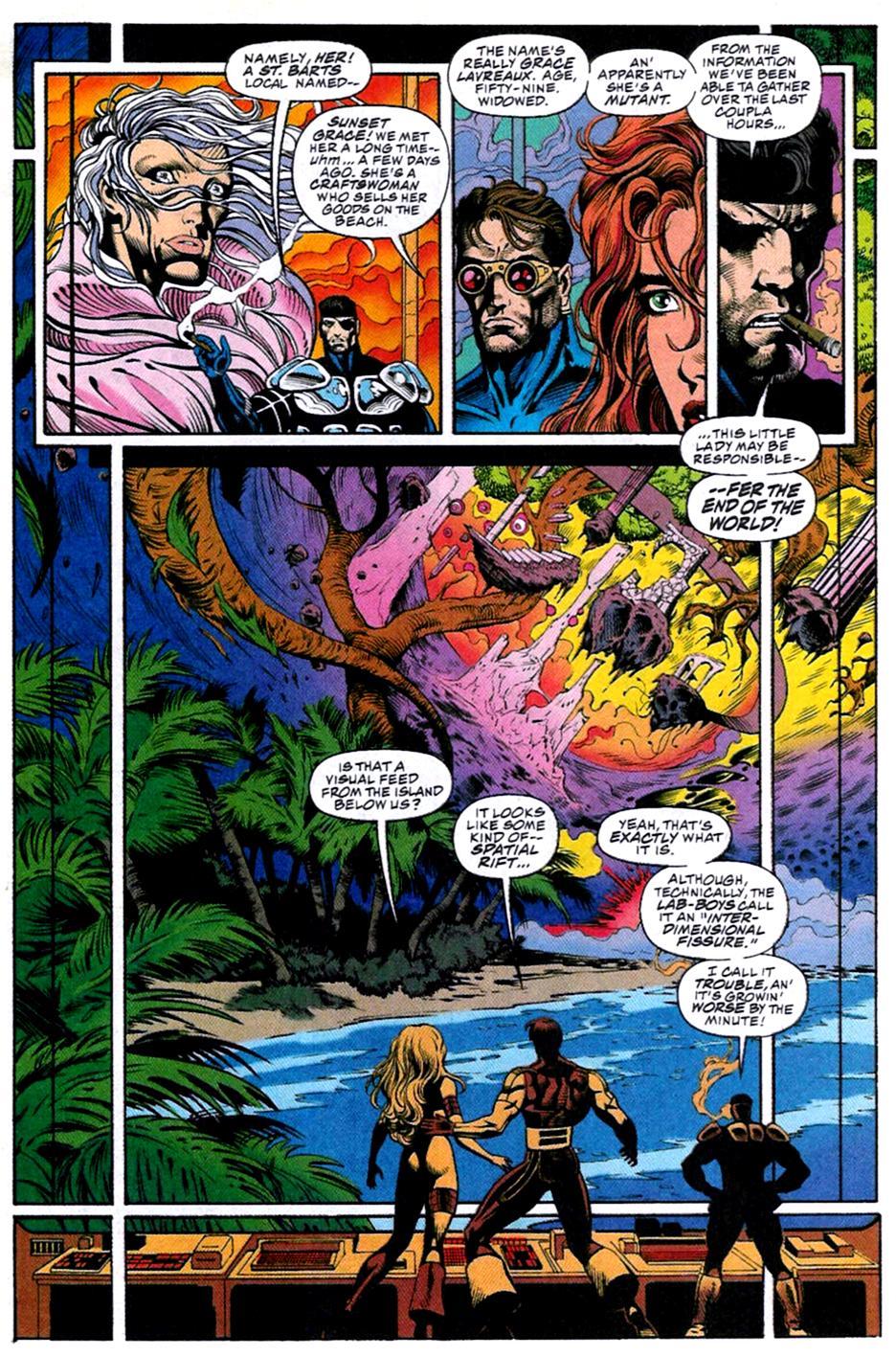 X-Men (1991) 35 Page 3