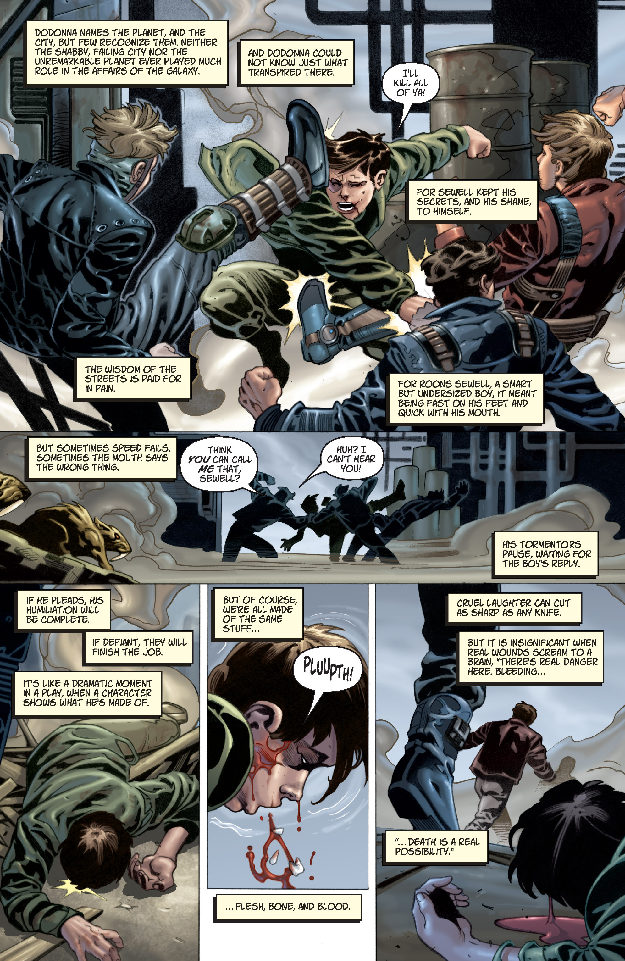 Read online Star Wars Omnibus comic -  Issue # Vol. 17 - 149