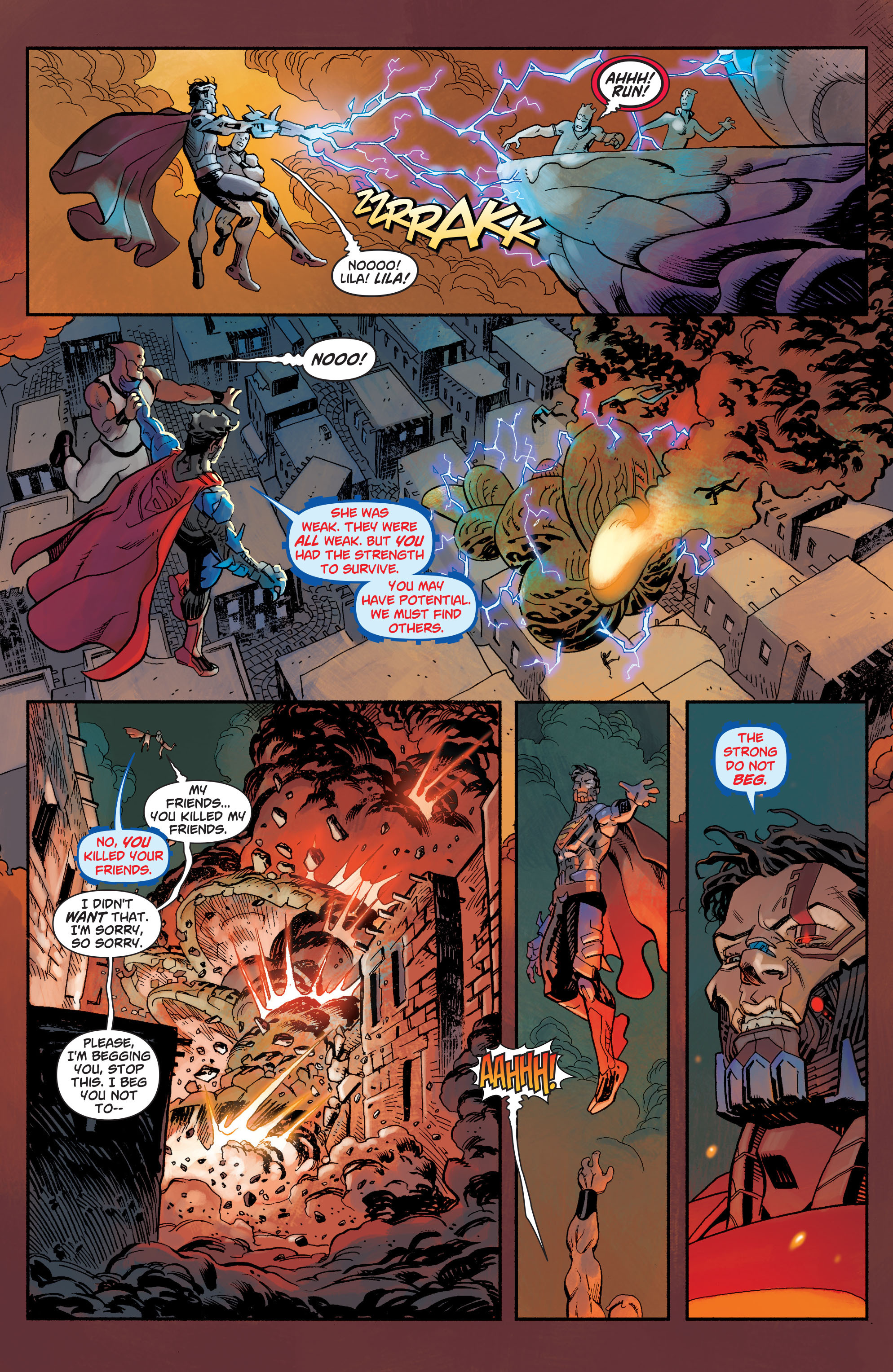 Read online Action Comics (2011) comic -  Issue #23.1 - 11