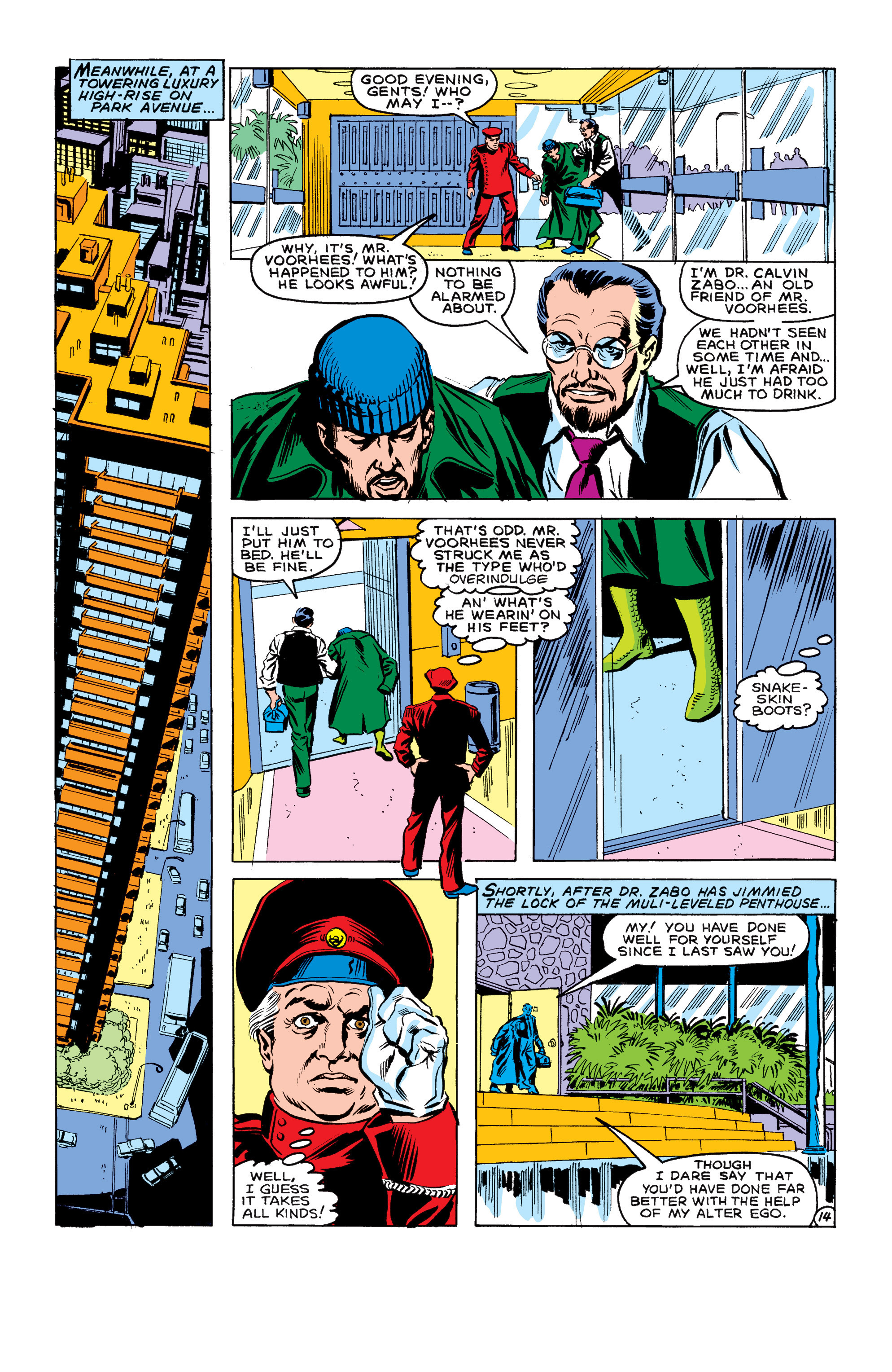 The Amazing Spider-Man (1963) 232 Page 14