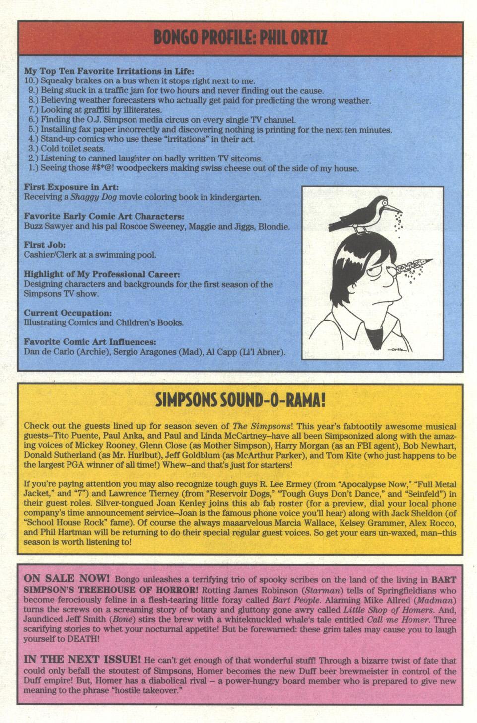 Read online Simpsons Comics comic -  Issue #13 - 26