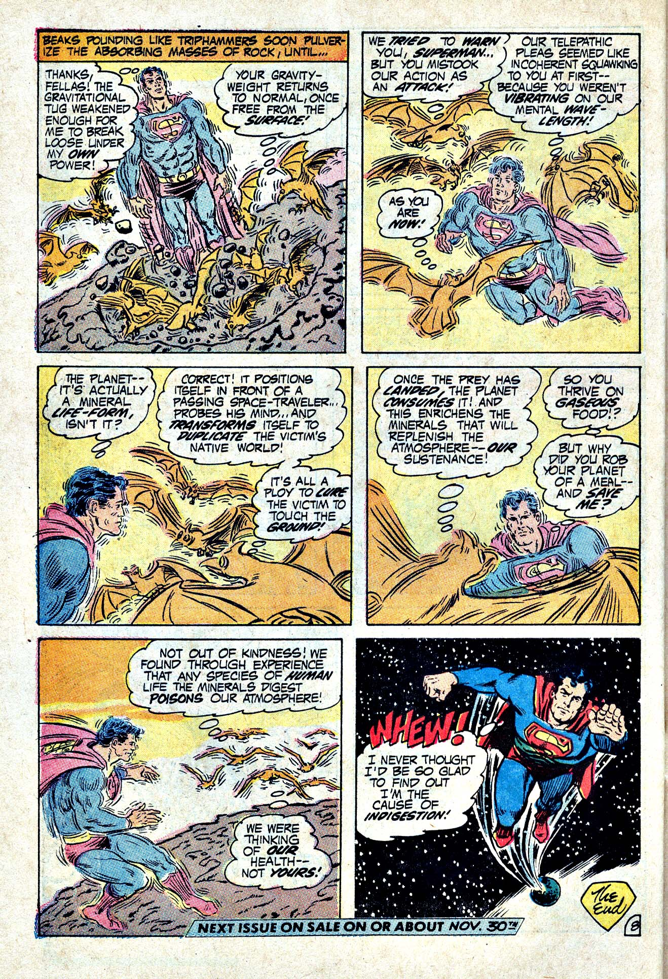 Read online Action Comics (1938) comic -  Issue #407 - 49