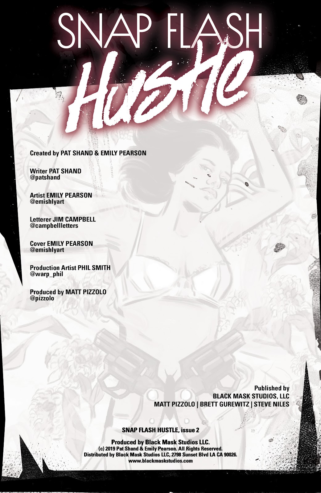 Read online Snap Flash Hustle comic -  Issue #2 - 2