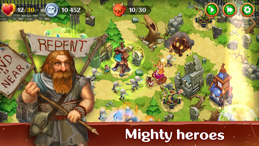 Game Holy TD Epic Tower Defense Hack