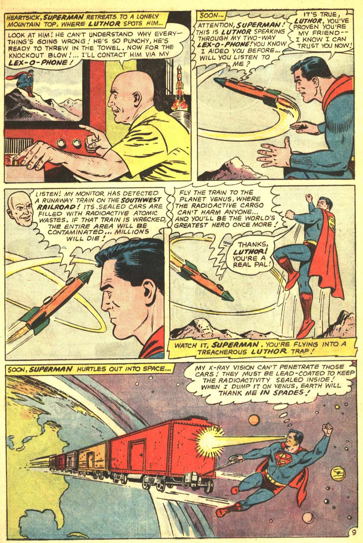 Read online Action Comics (1938) comic -  Issue #333 - 13