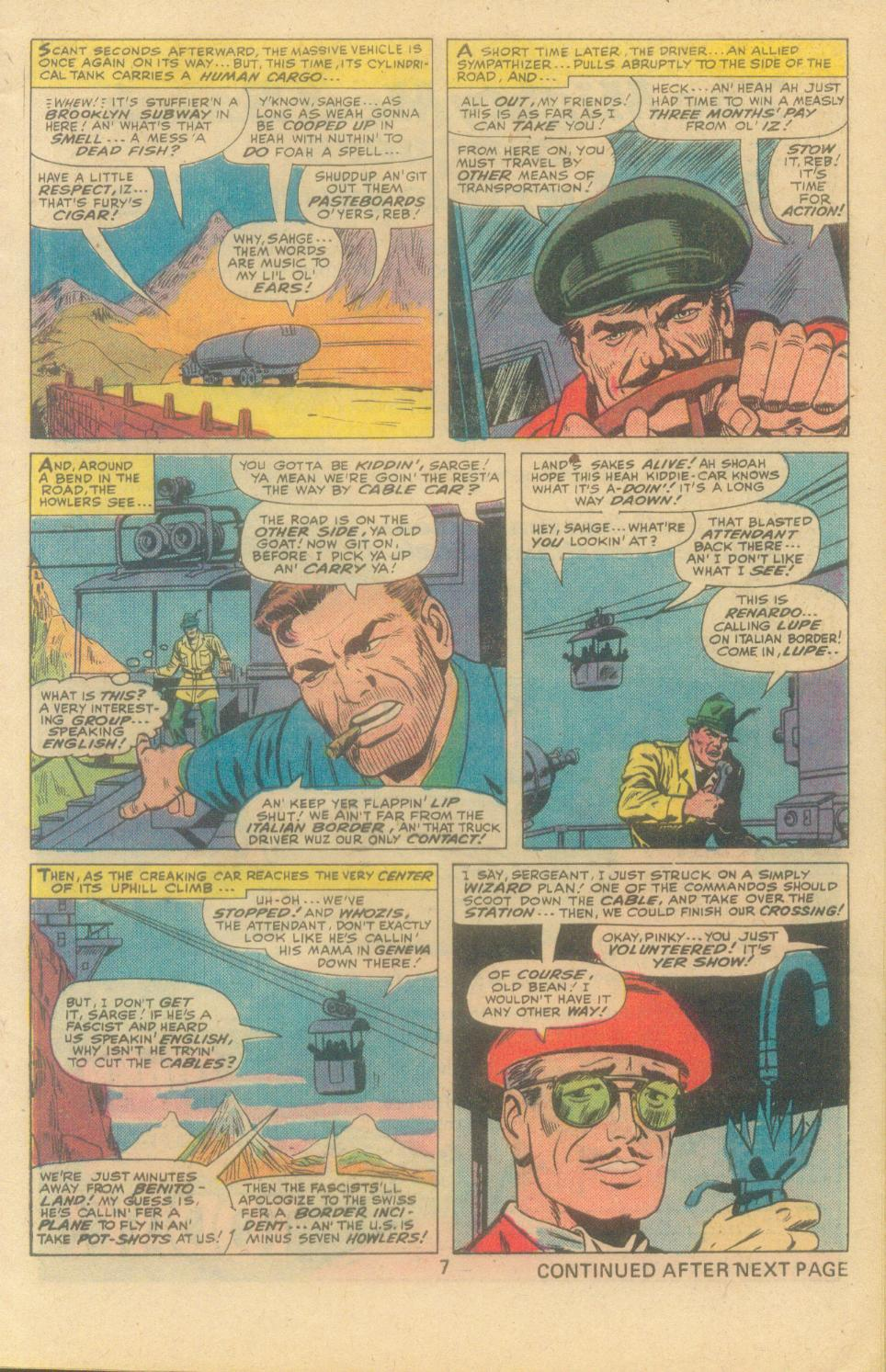 Read online Sgt. Fury comic -  Issue #138 - 9