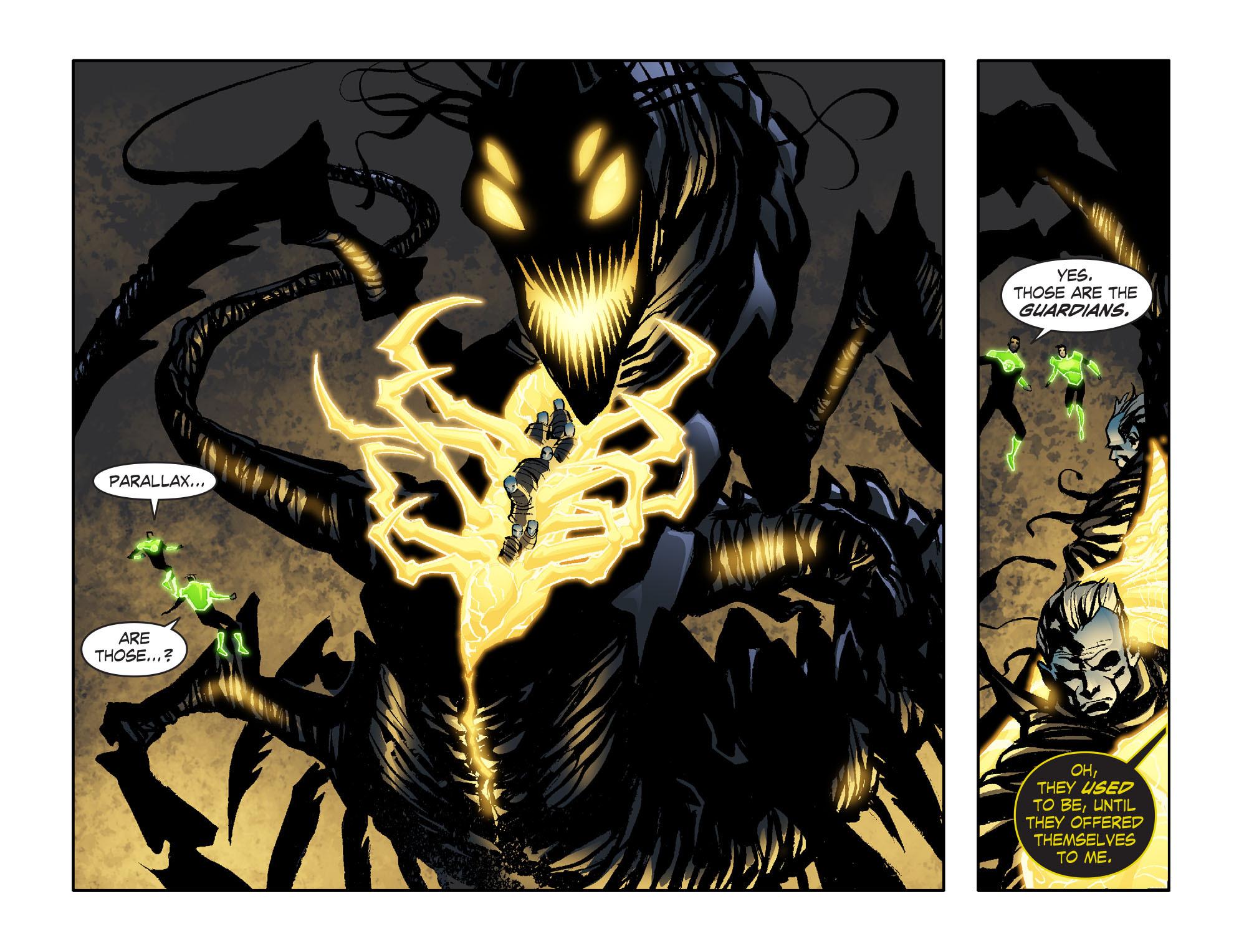 Read online Smallville: Lantern [I] comic -  Issue #6 - 20