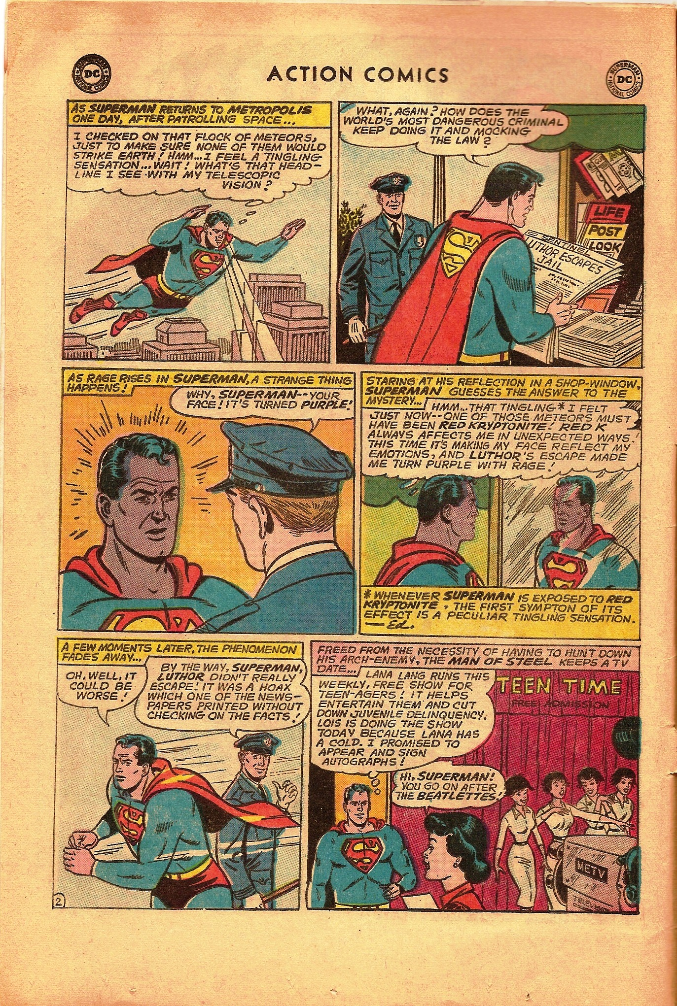 Action Comics (1938) 317 Page 3
