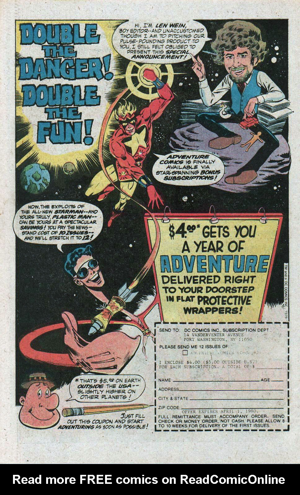 Read online Adventure Comics (1938) comic -  Issue #470 - 30