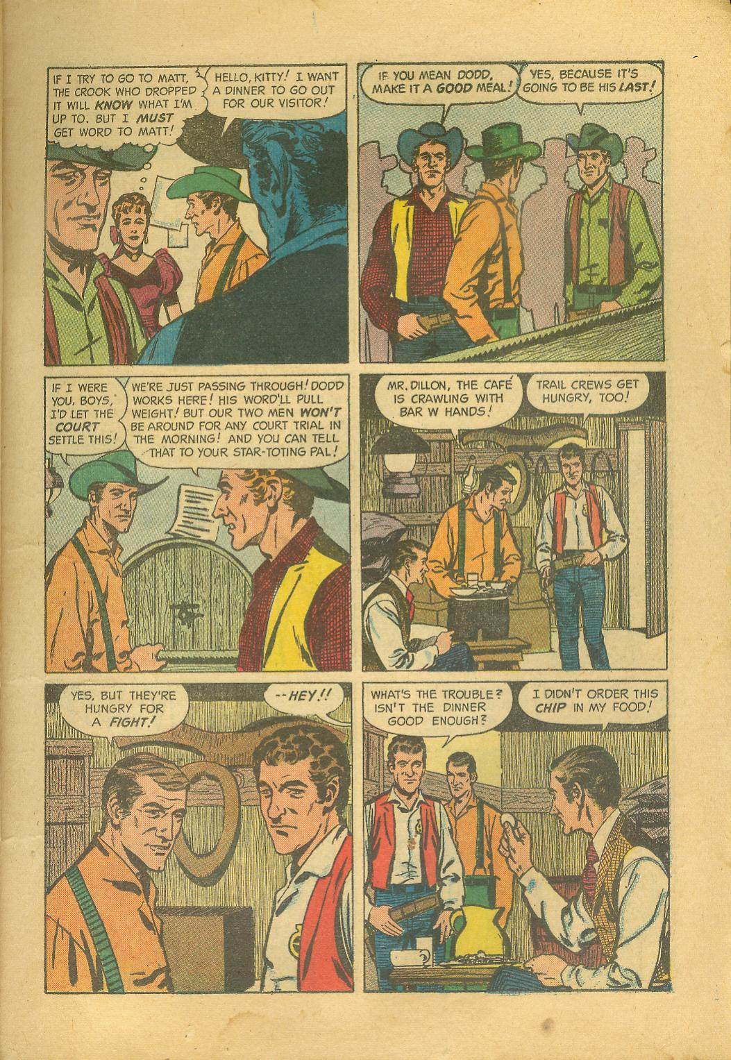 Four Color Comics issue 769 - Page 11