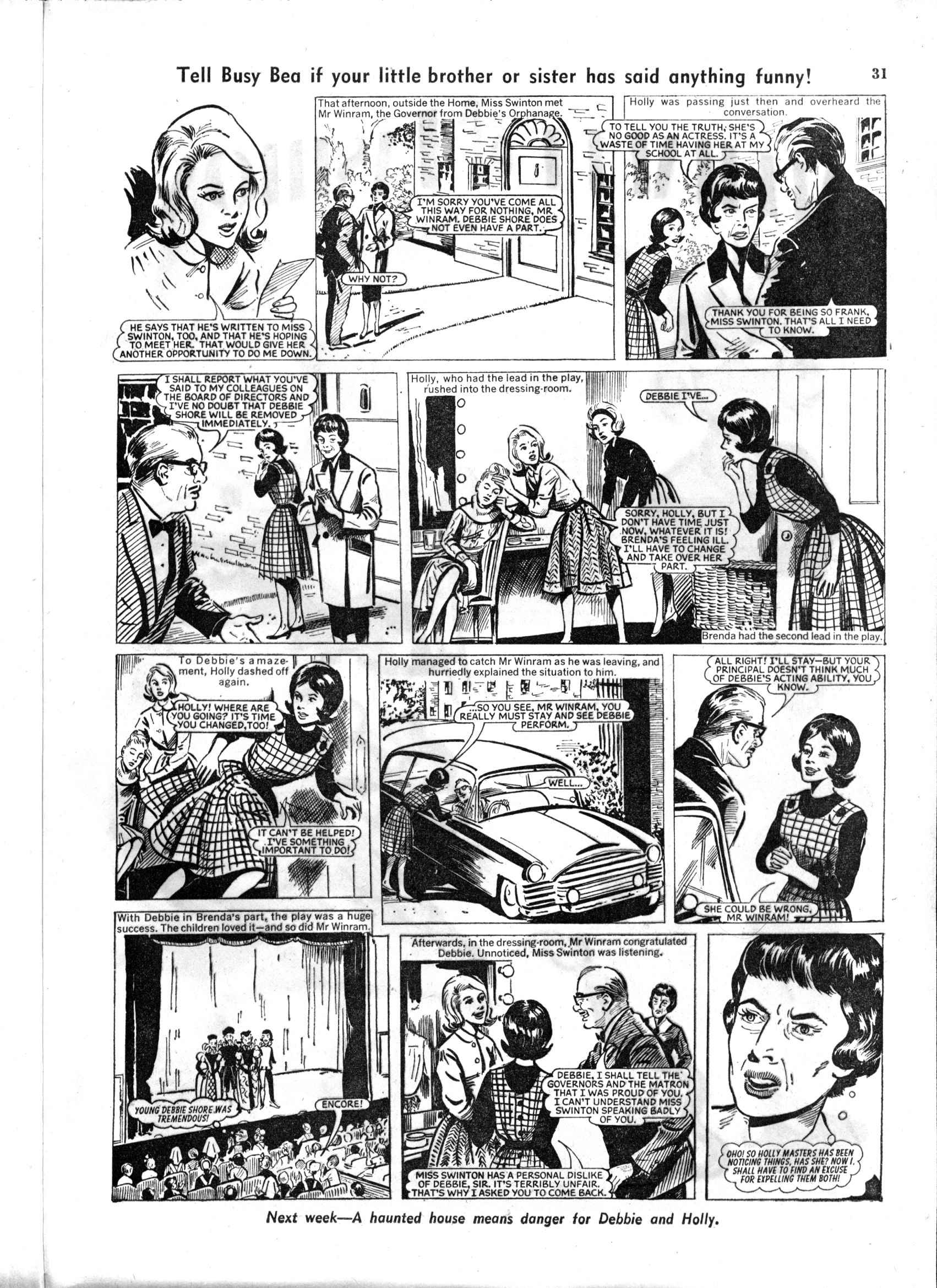Read online Judy comic -  Issue #166 - 31