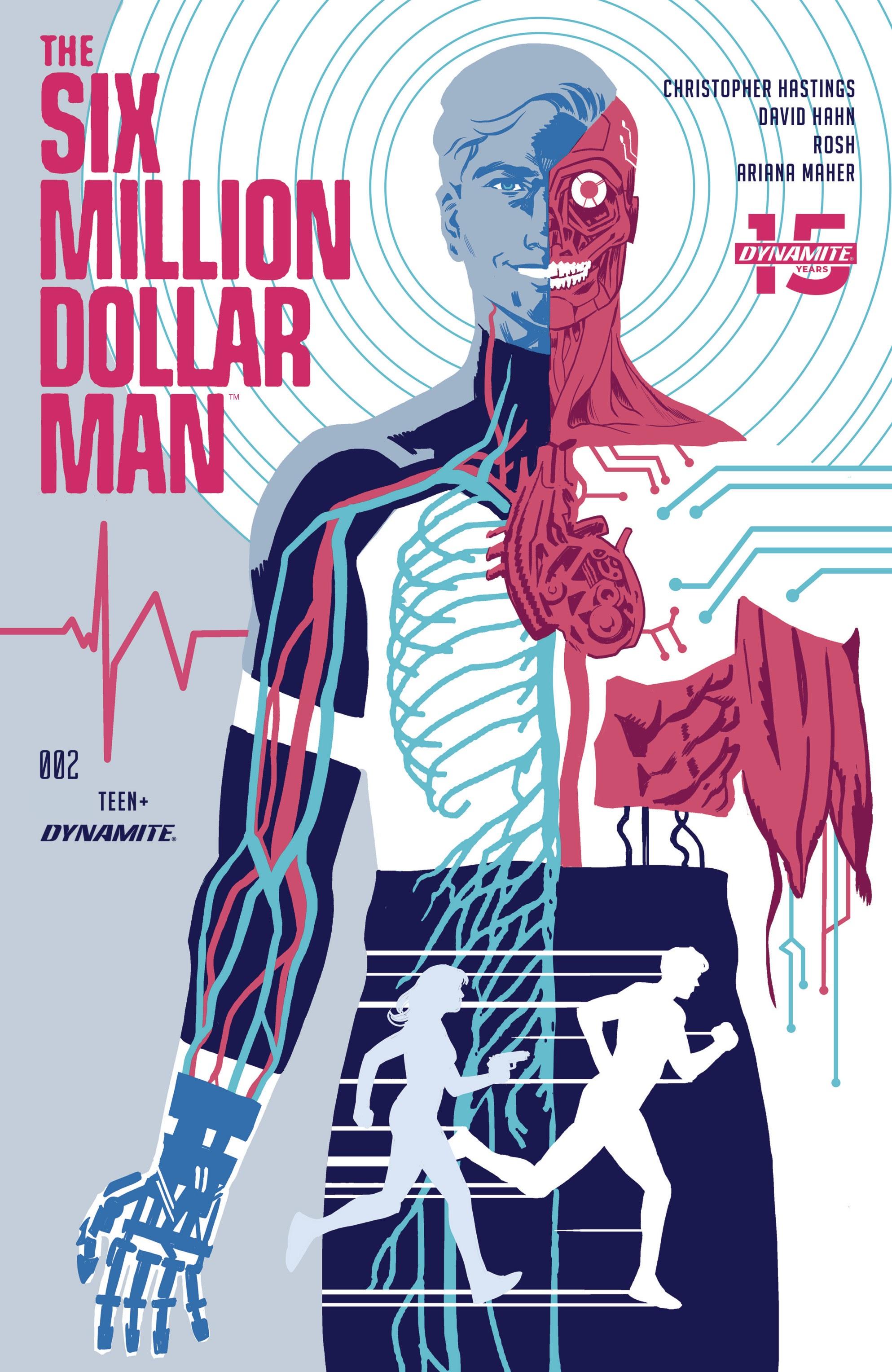 The Six Million Dollar Man 2 Page 1