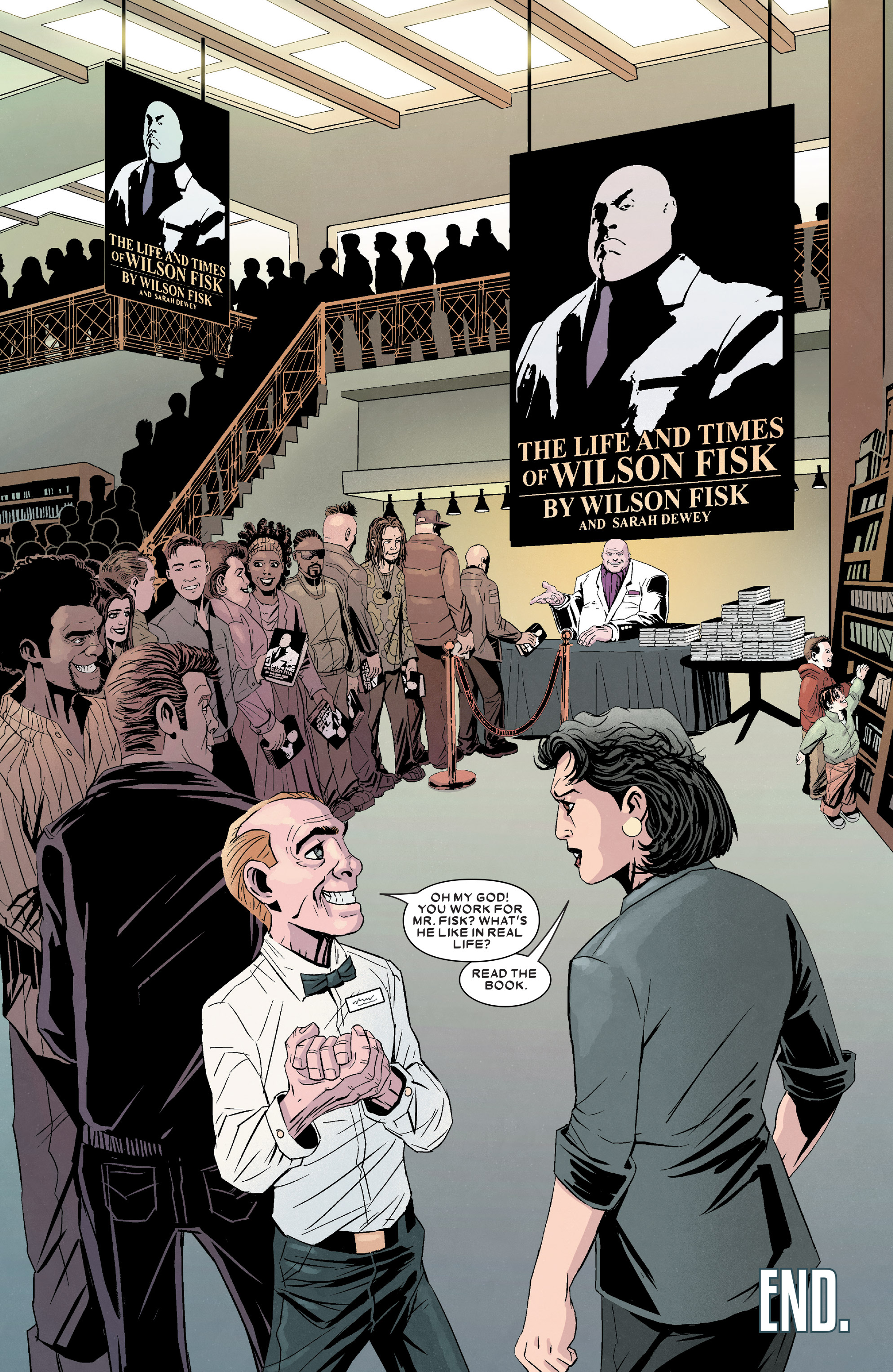 Read online Kingpin (2017) comic -  Issue #5 - 22