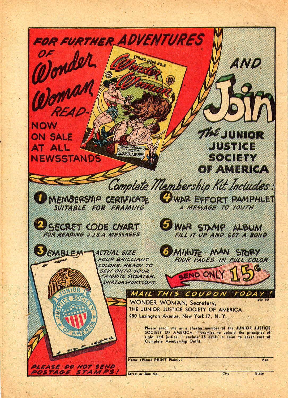 Read online Sensation (Mystery) Comics comic -  Issue #30 - 48