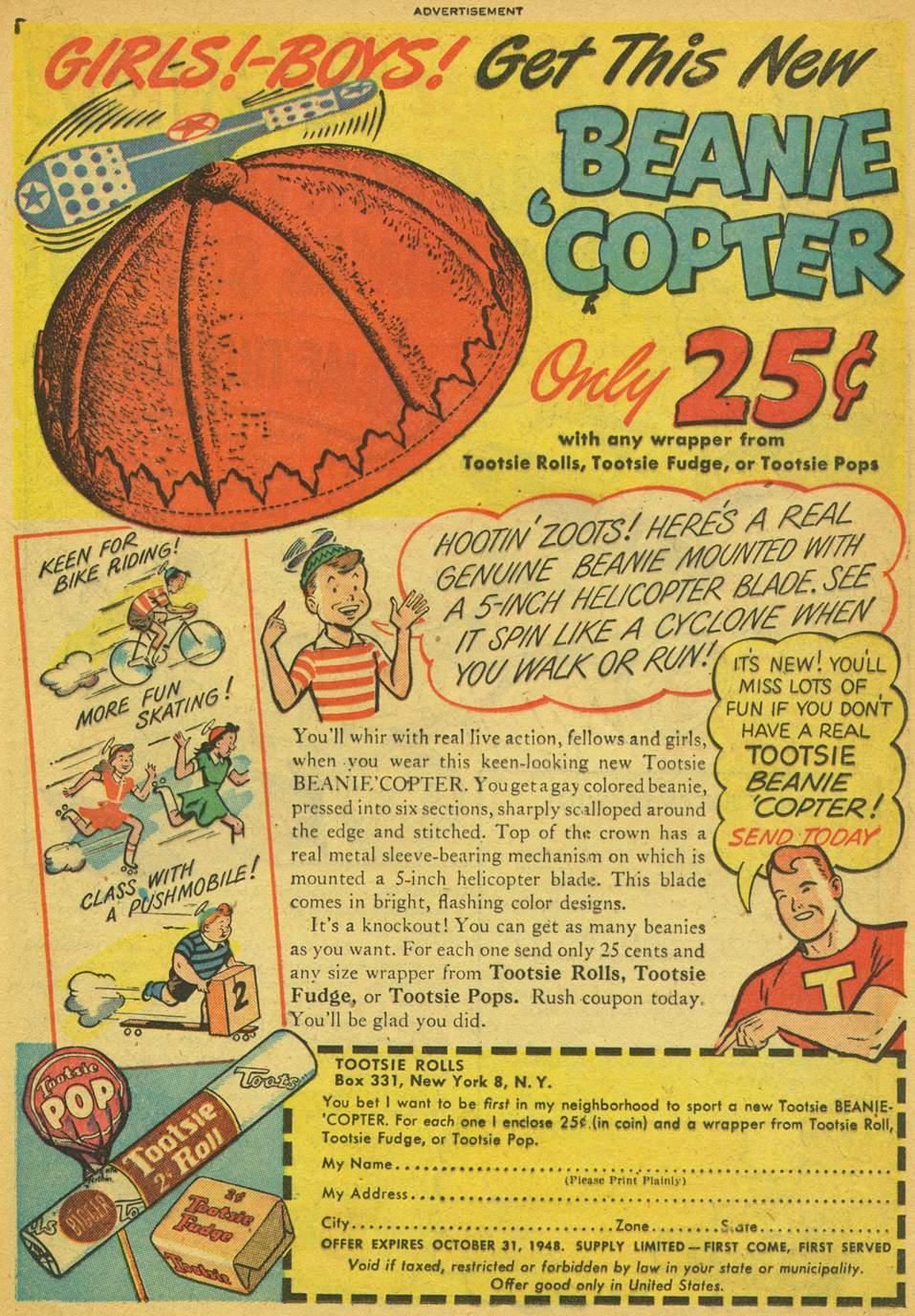 Read online Sensation (Mystery) Comics comic -  Issue #80 - 30