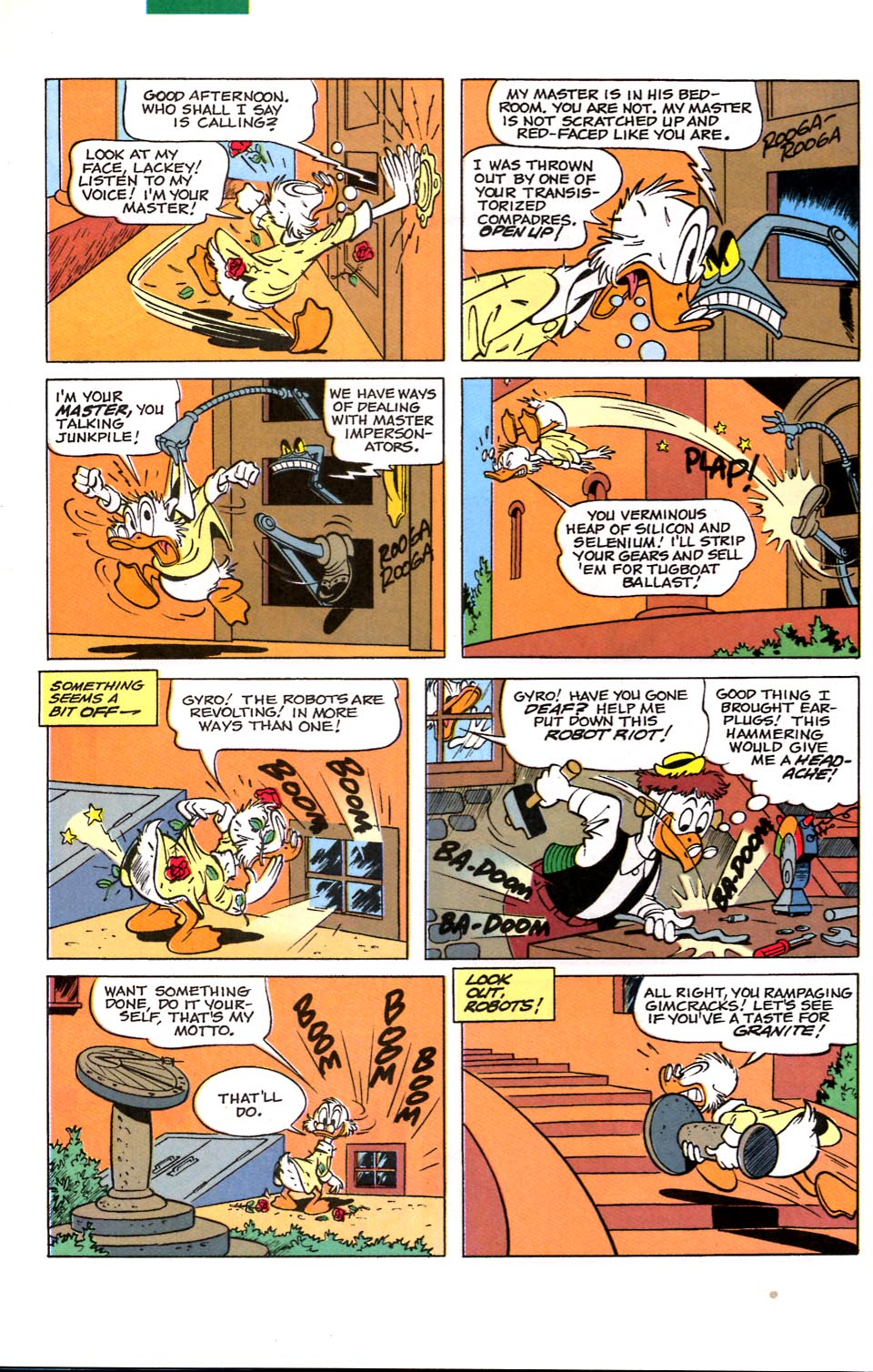 Read online Uncle Scrooge (1953) comic -  Issue #284 - 24