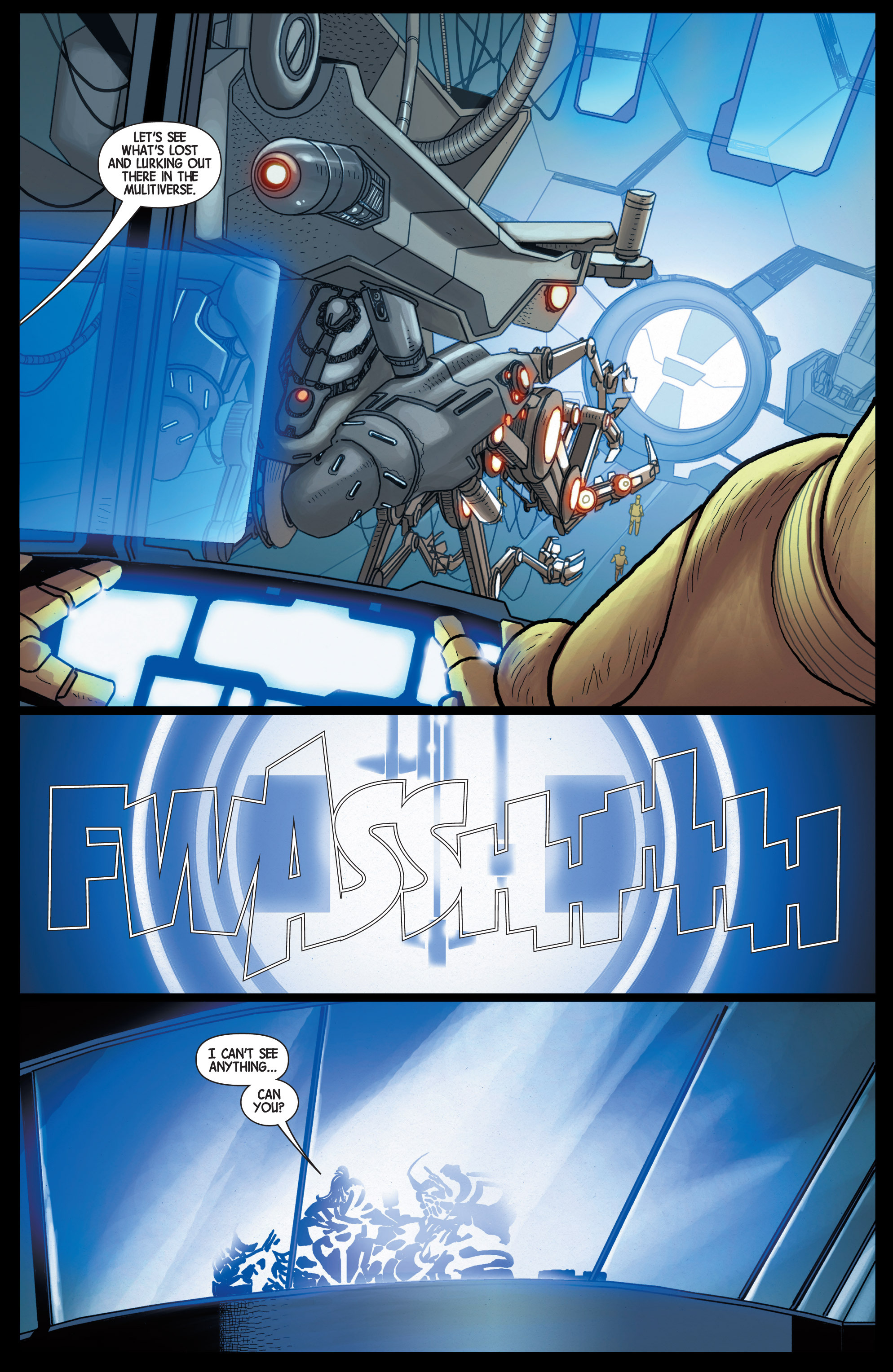 Read online Avengers (2013) comic -  Issue #25 - 12