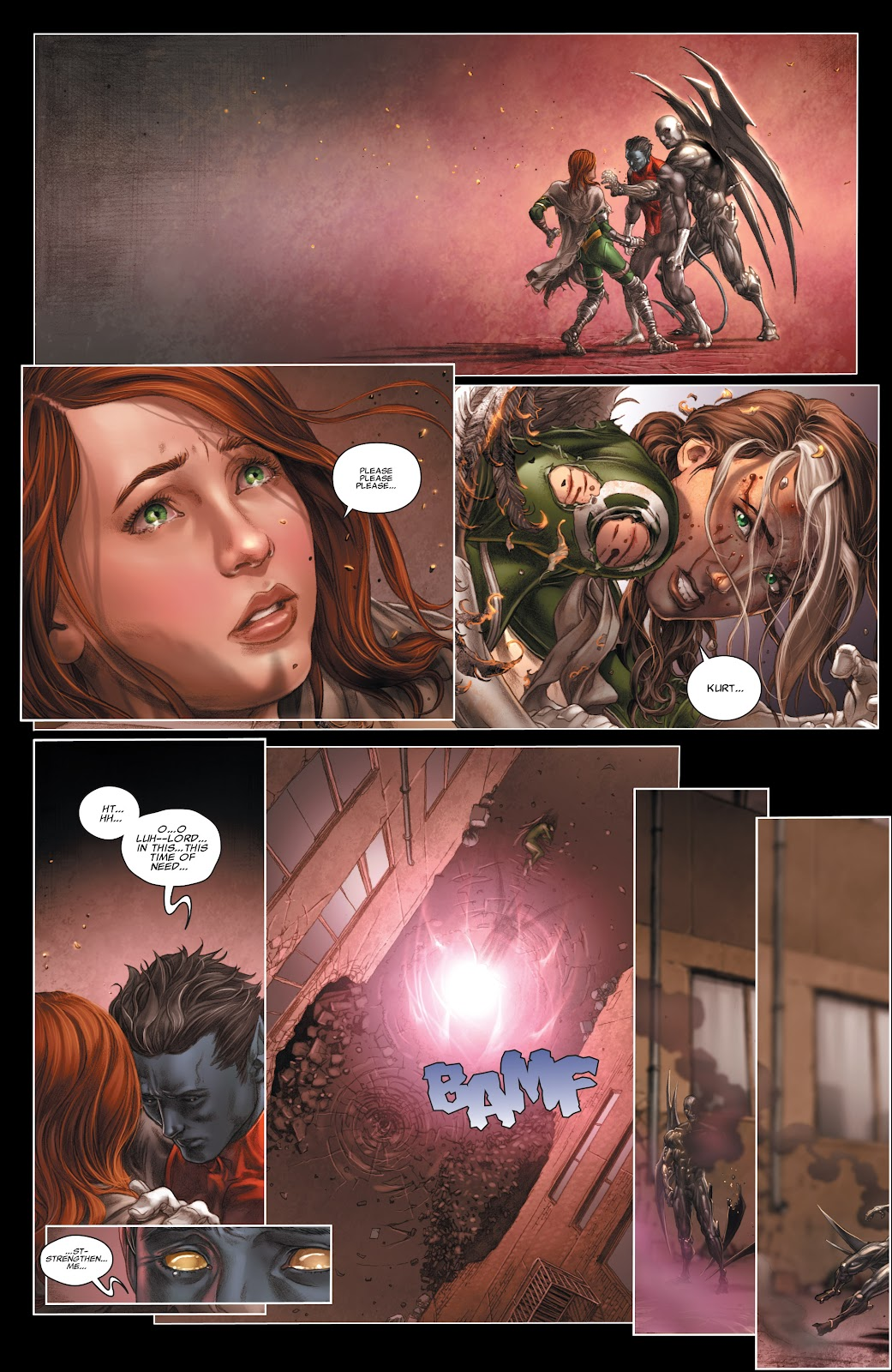 Read online X-Men: Second Coming comic -  Issue # _TPB (Part 2) - 32