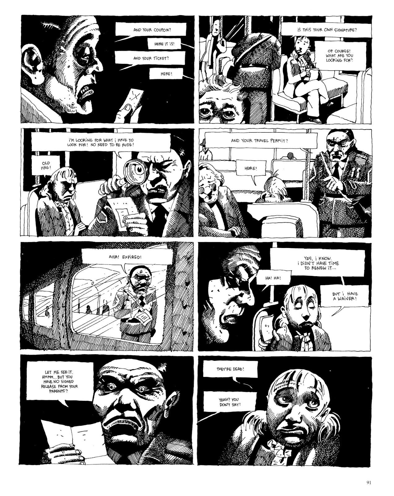 Read online The Green Hand and Other Stories comic -  Issue # TPB - 87