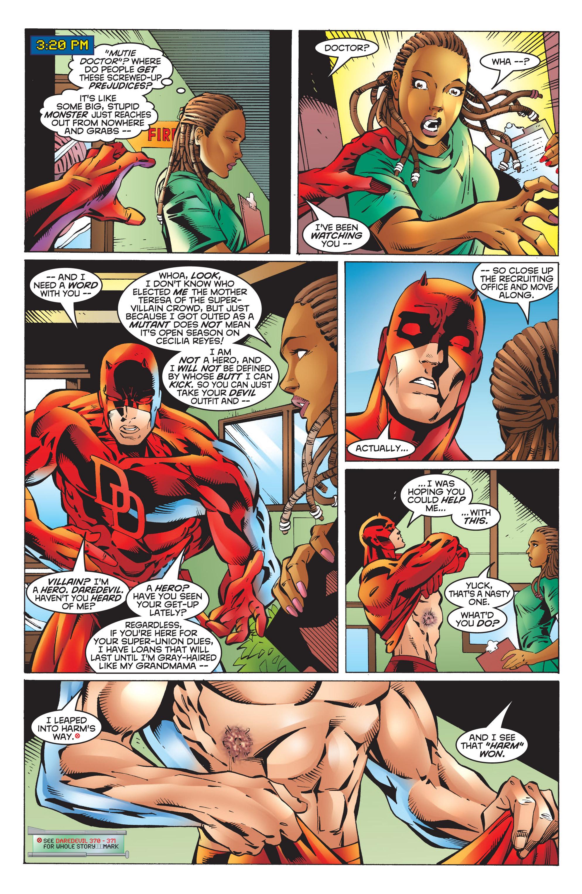 Read online Uncanny X-Men (1963) comic -  Issue #351 - 19
