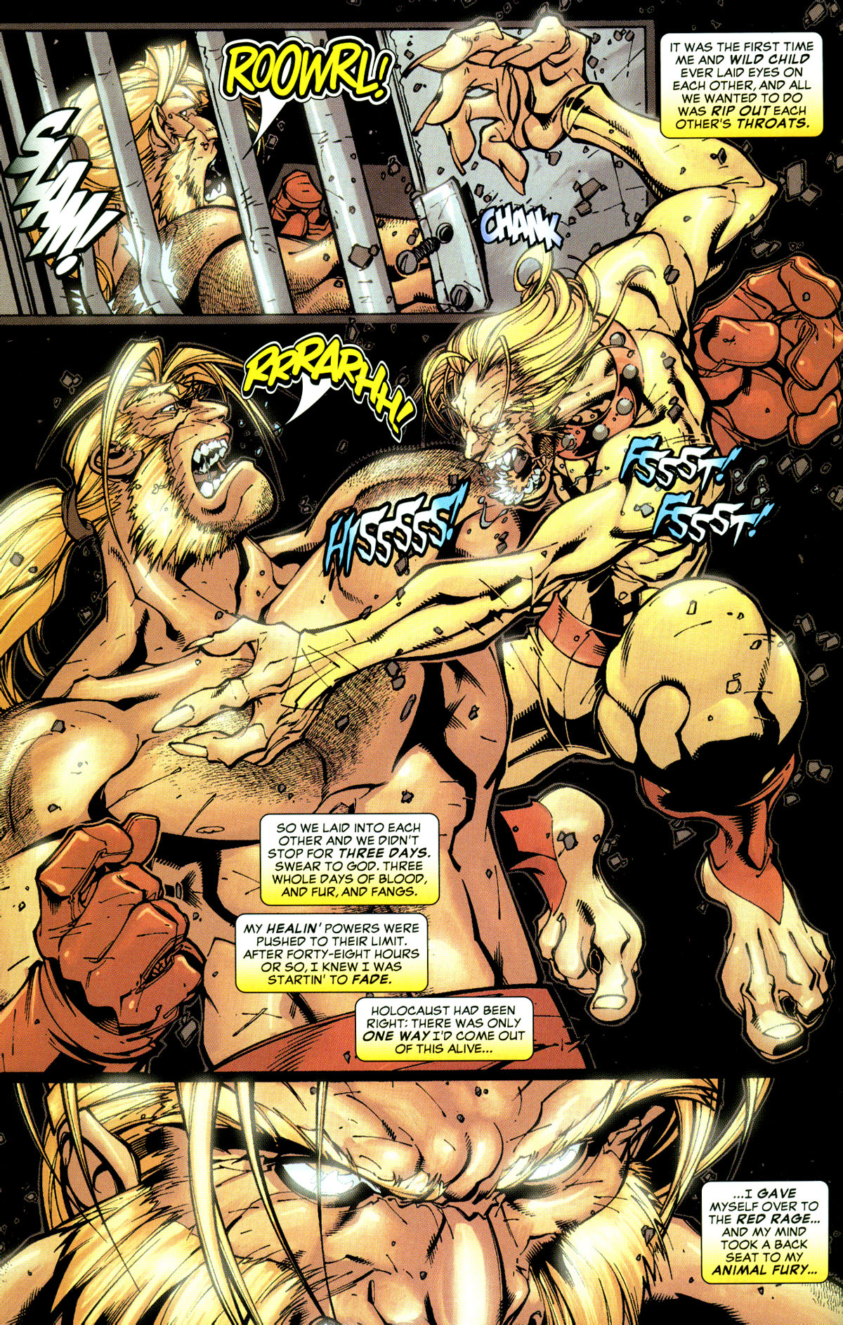 Read online X-Men: Age of Apocalypse One-Shot comic -  Issue # Full - 13
