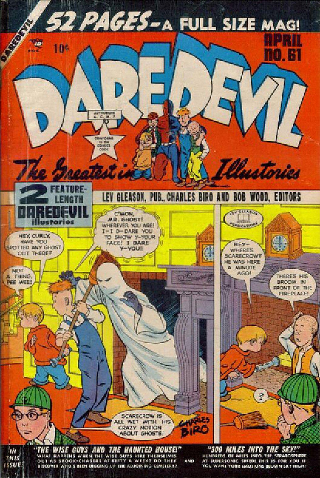Daredevil (1941) 61 Page 1
