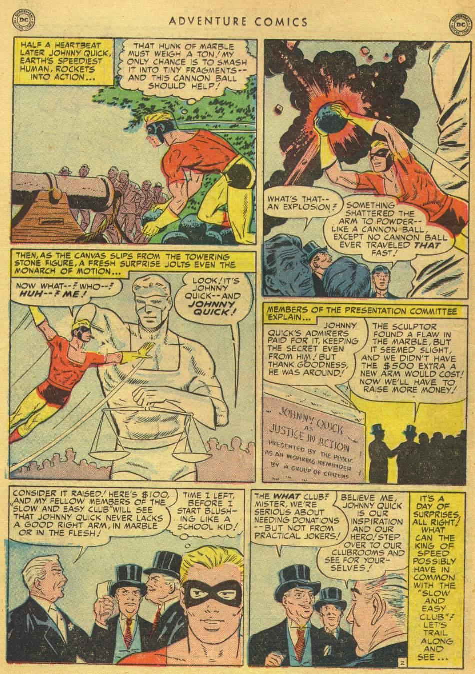 Read online Adventure Comics (1938) comic -  Issue #162 - 18