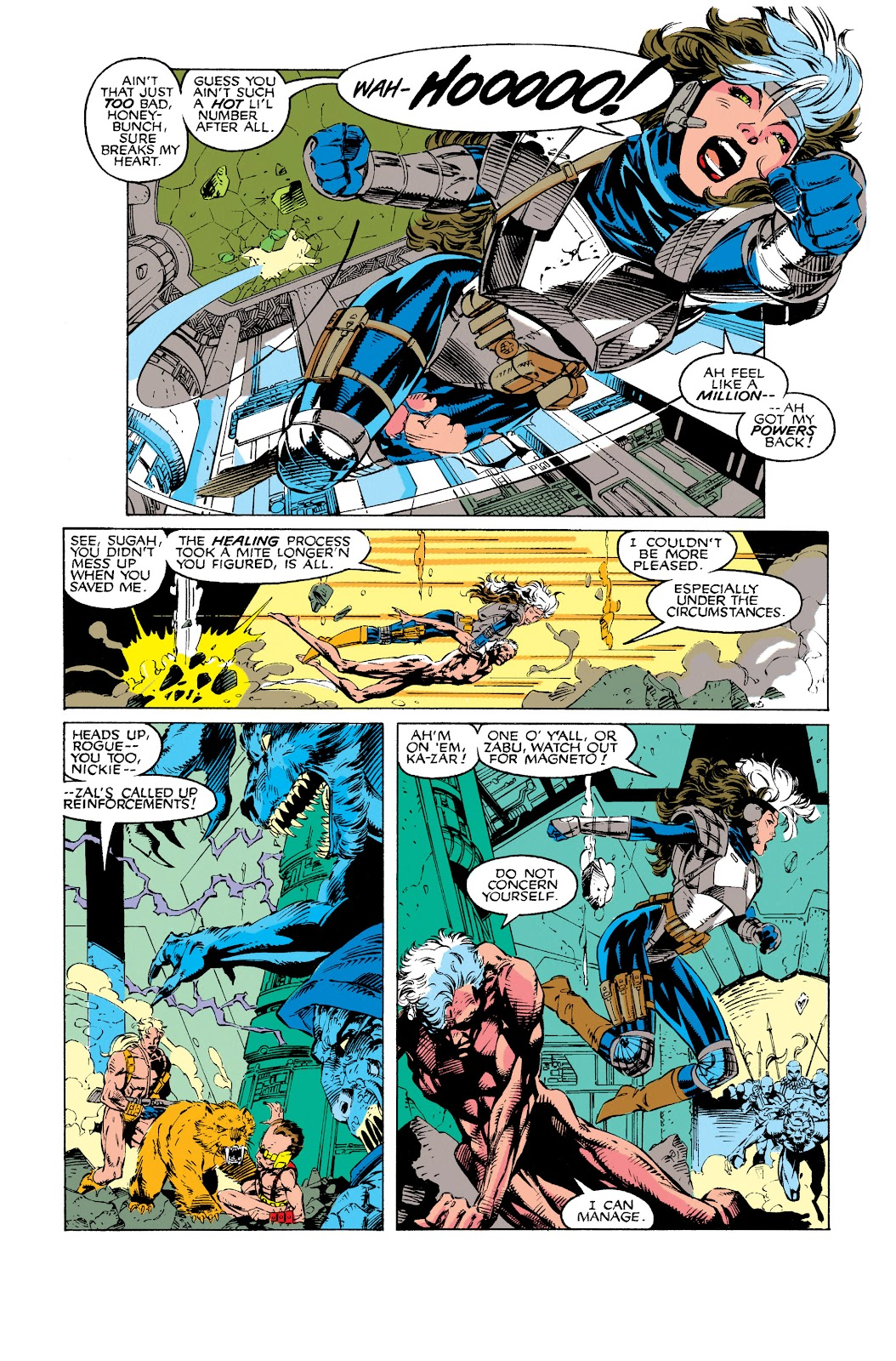Uncanny X-Men (1963) issue 275 - Page 28