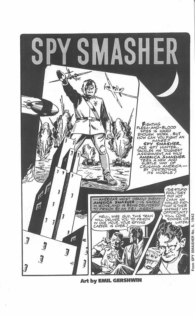 Read online Golden-Age Men of Mystery comic -  Issue #10 - 10
