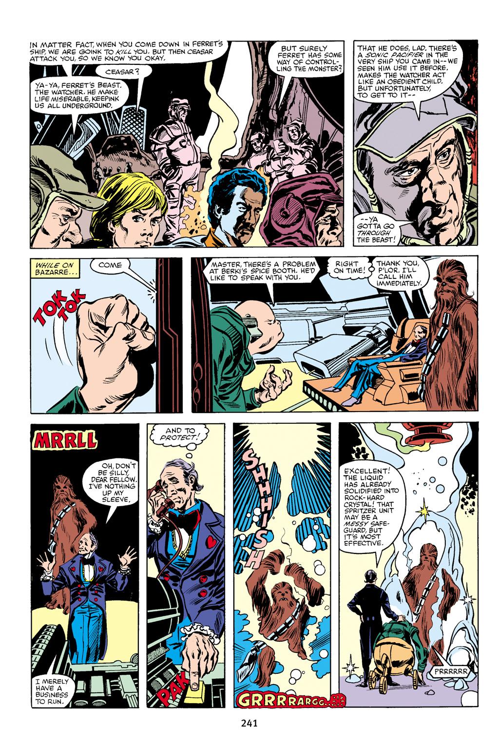 Read online Star Wars Omnibus comic -  Issue # Vol. 16 - 238