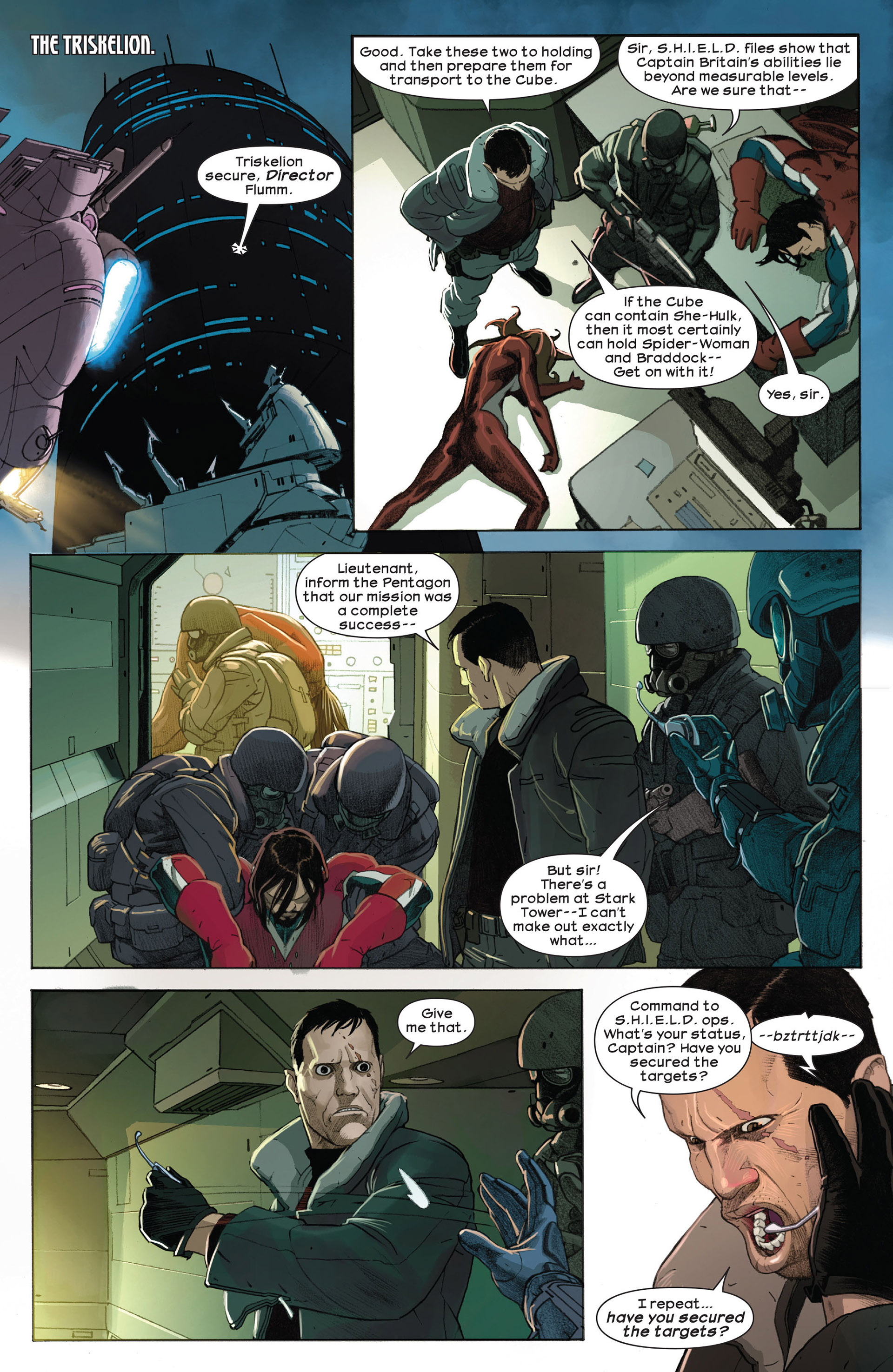 Read online Ultimate Comics Ultimates comic -  Issue #9 - 6