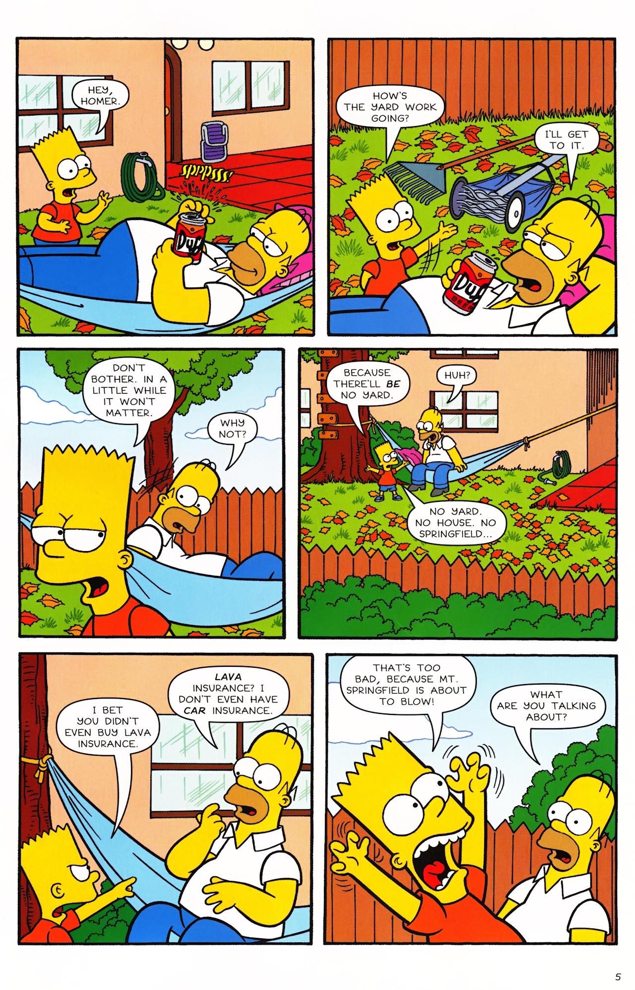 Read online Simpsons Comics comic -  Issue #152 - 6