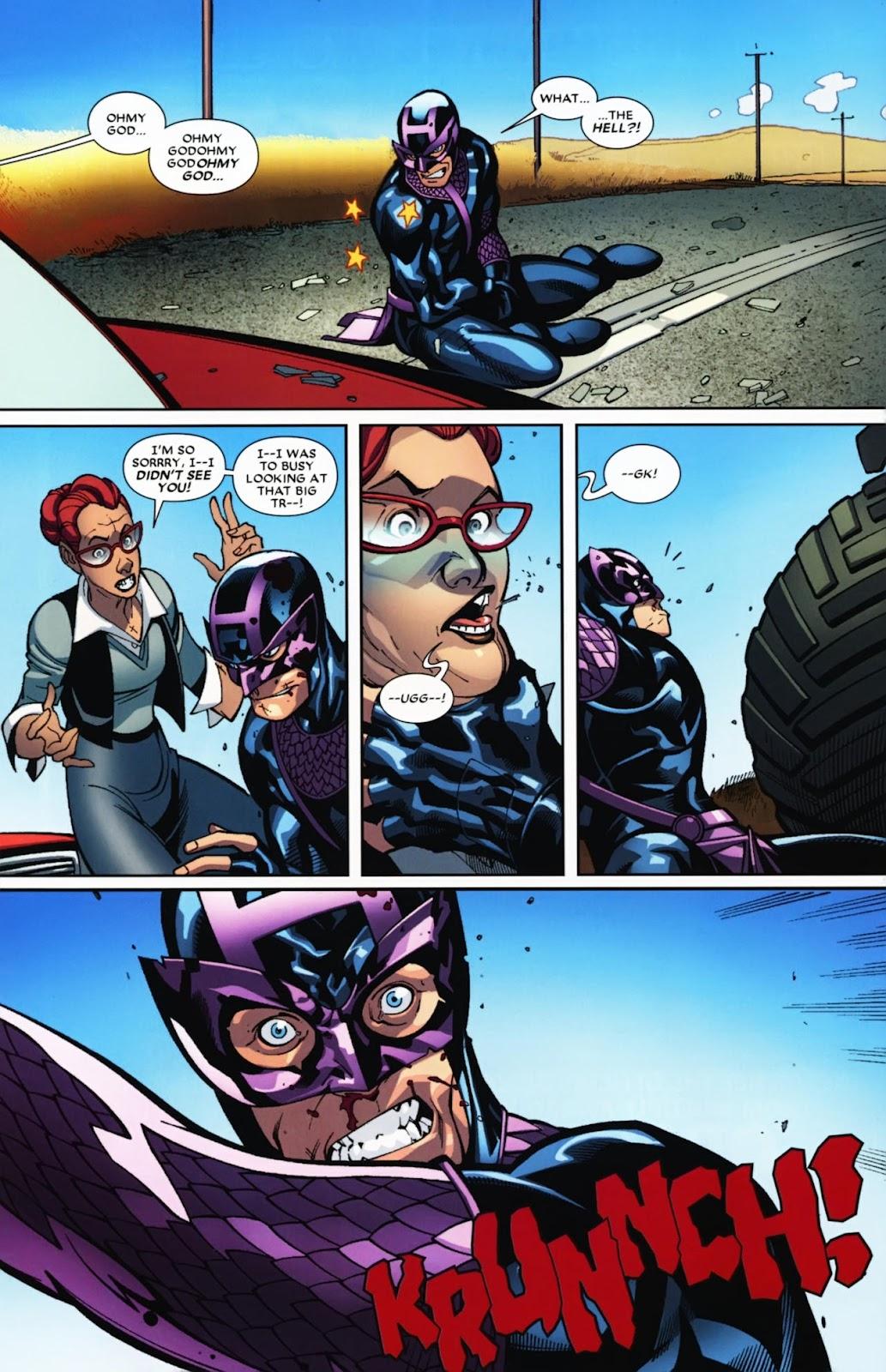 Read online Deadpool (2008) comic -  Issue #12 - 16