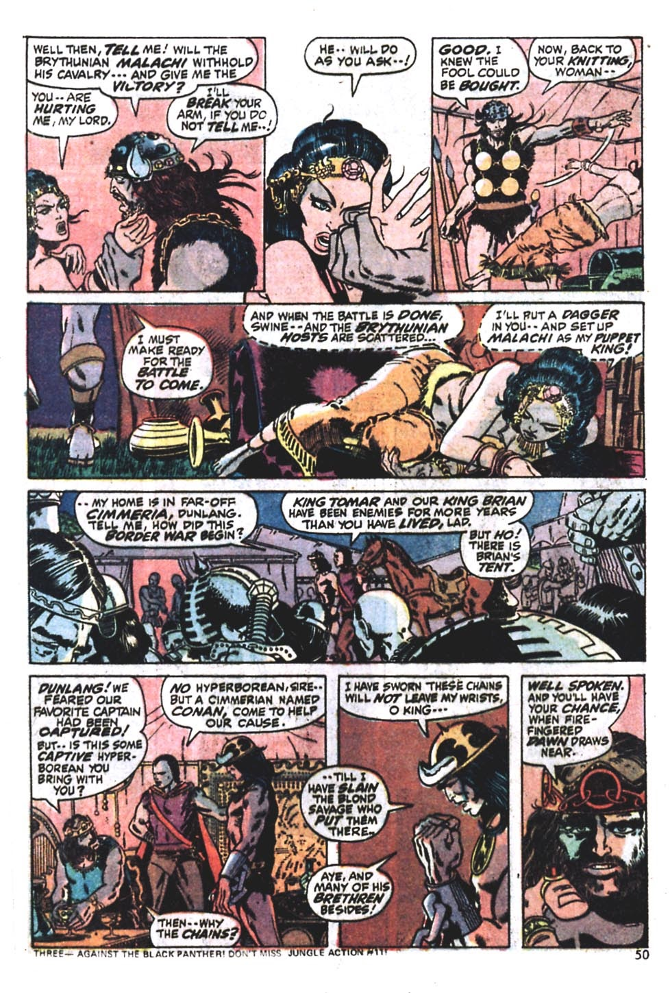 Giant-Size Conan issue 1 - Page 41