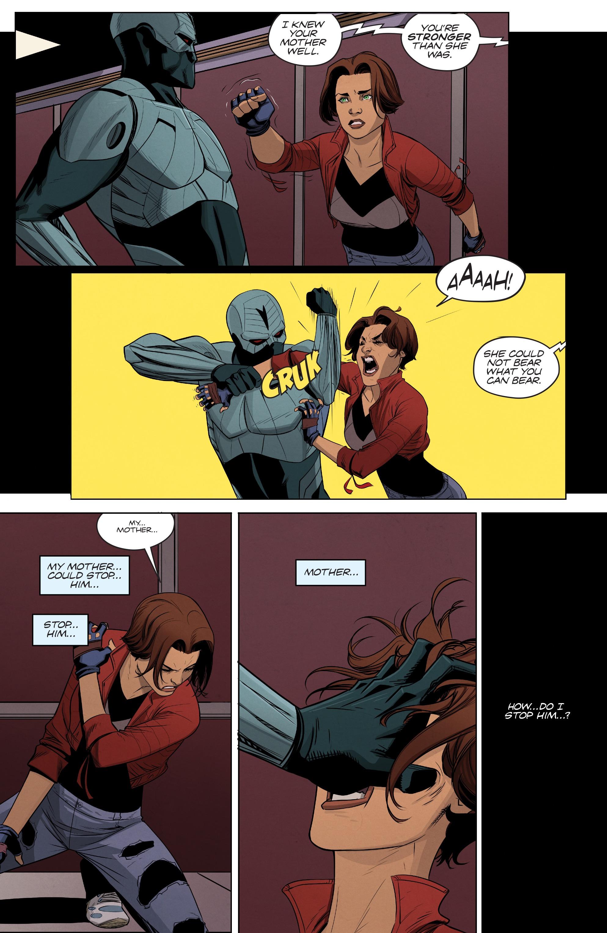 Read online Romulus comic -  Issue #4 - 9