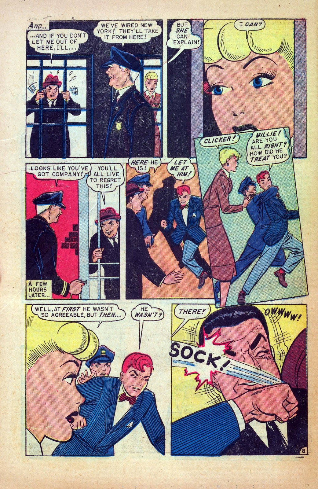 Read online Joker Comics comic -  Issue #34 - 32