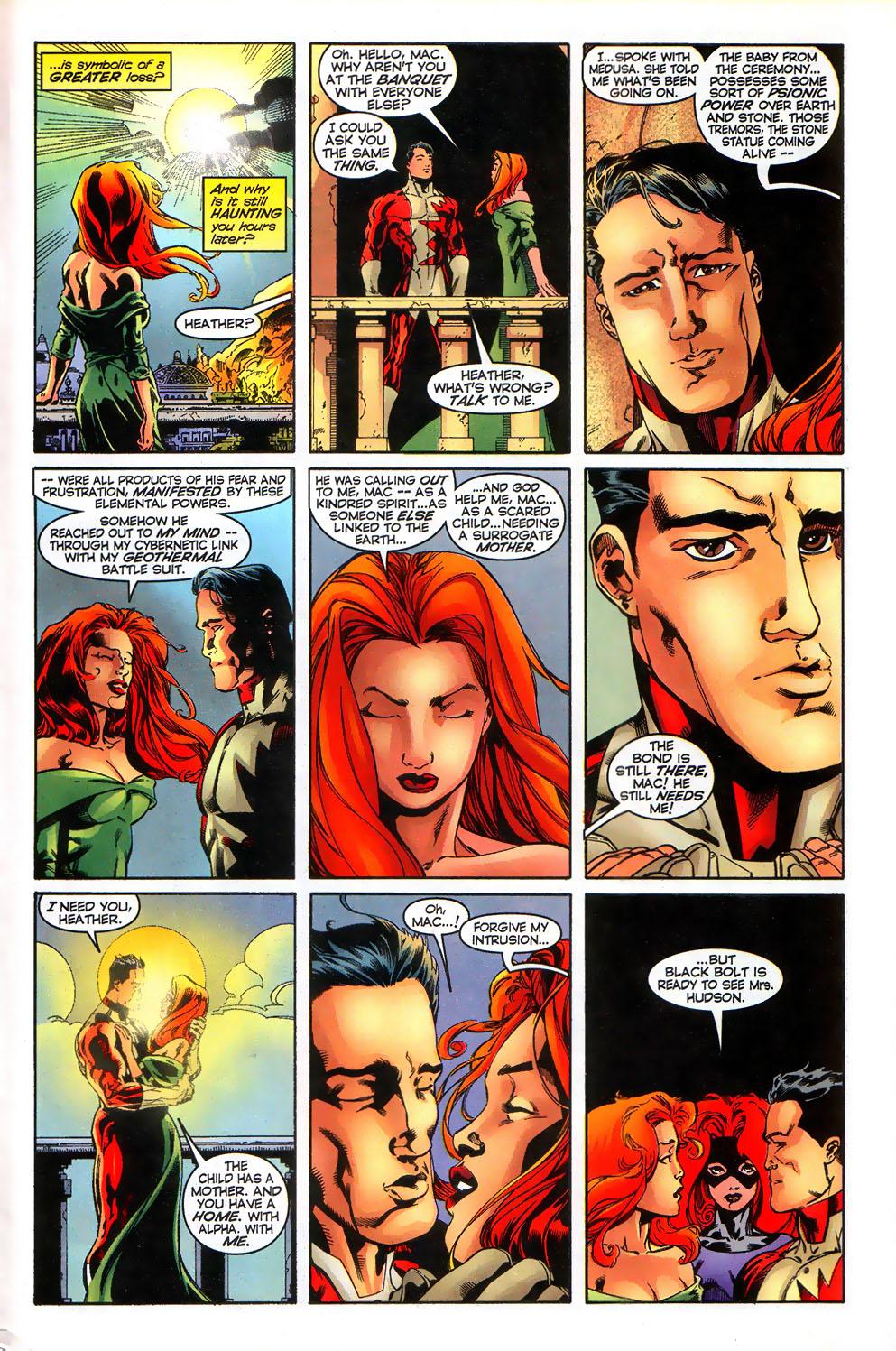 Read online Alpha Flight (1997) comic -  Issue # _Annual - 38