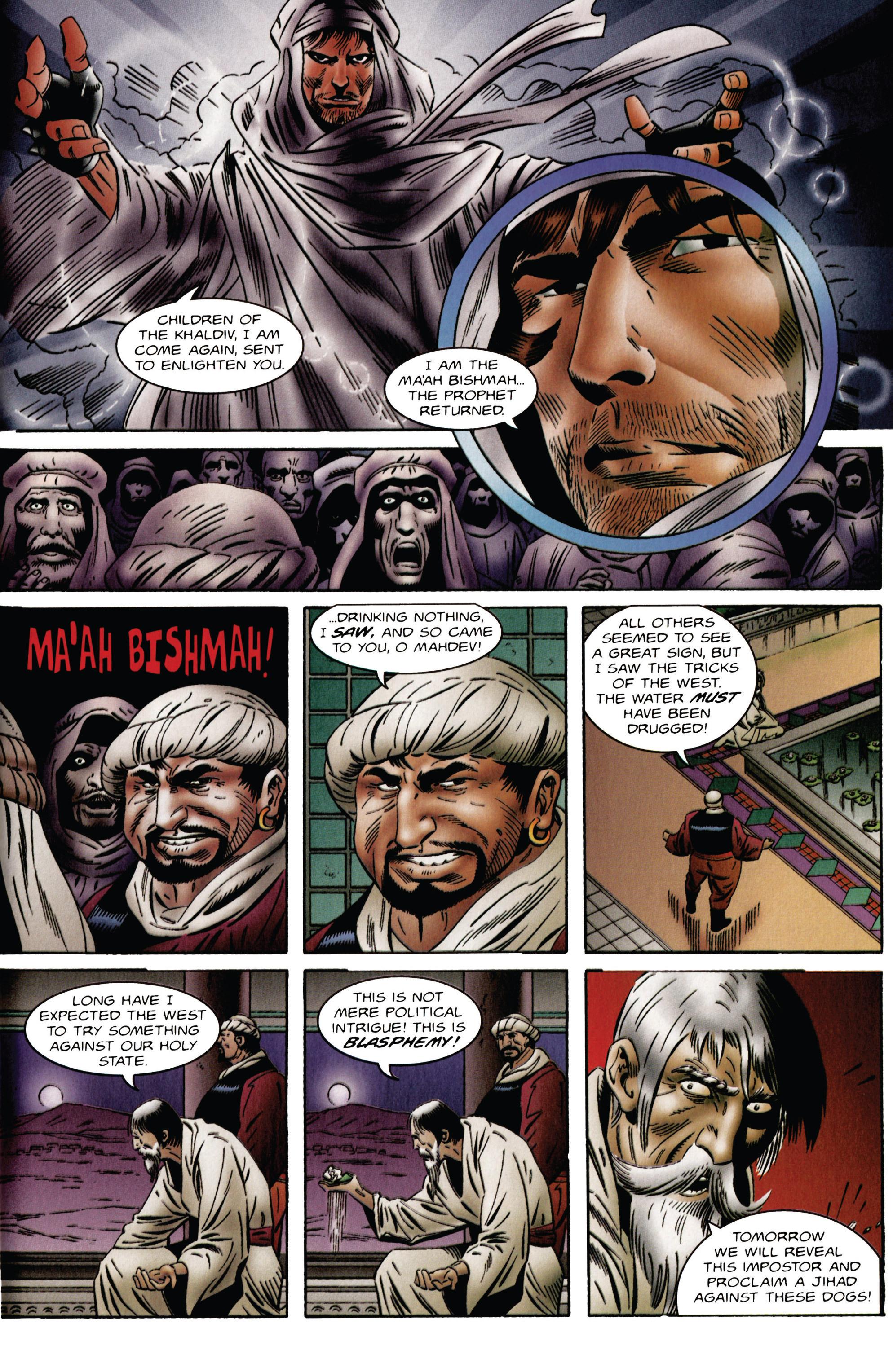Read online Eternal Warrior (1992) comic -  Issue #47 - 16