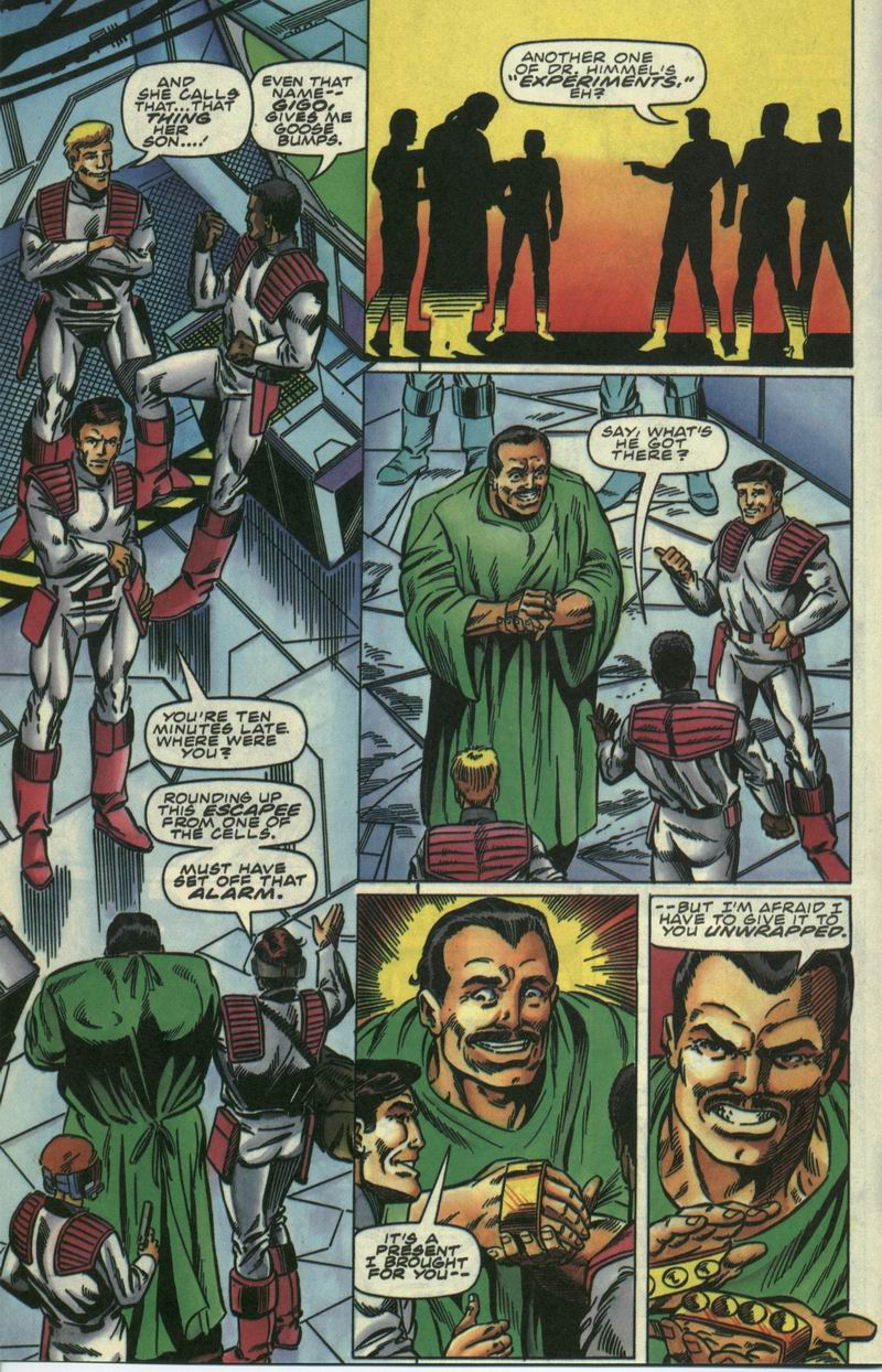 Read online Secret Weapons comic -  Issue #17 - 7