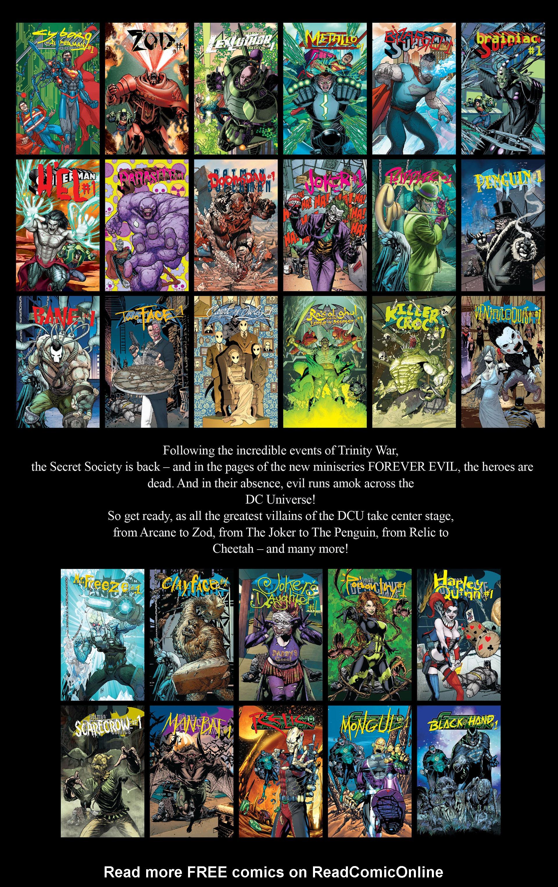 Read online Animal Man (2011) comic -  Issue #23 - 22