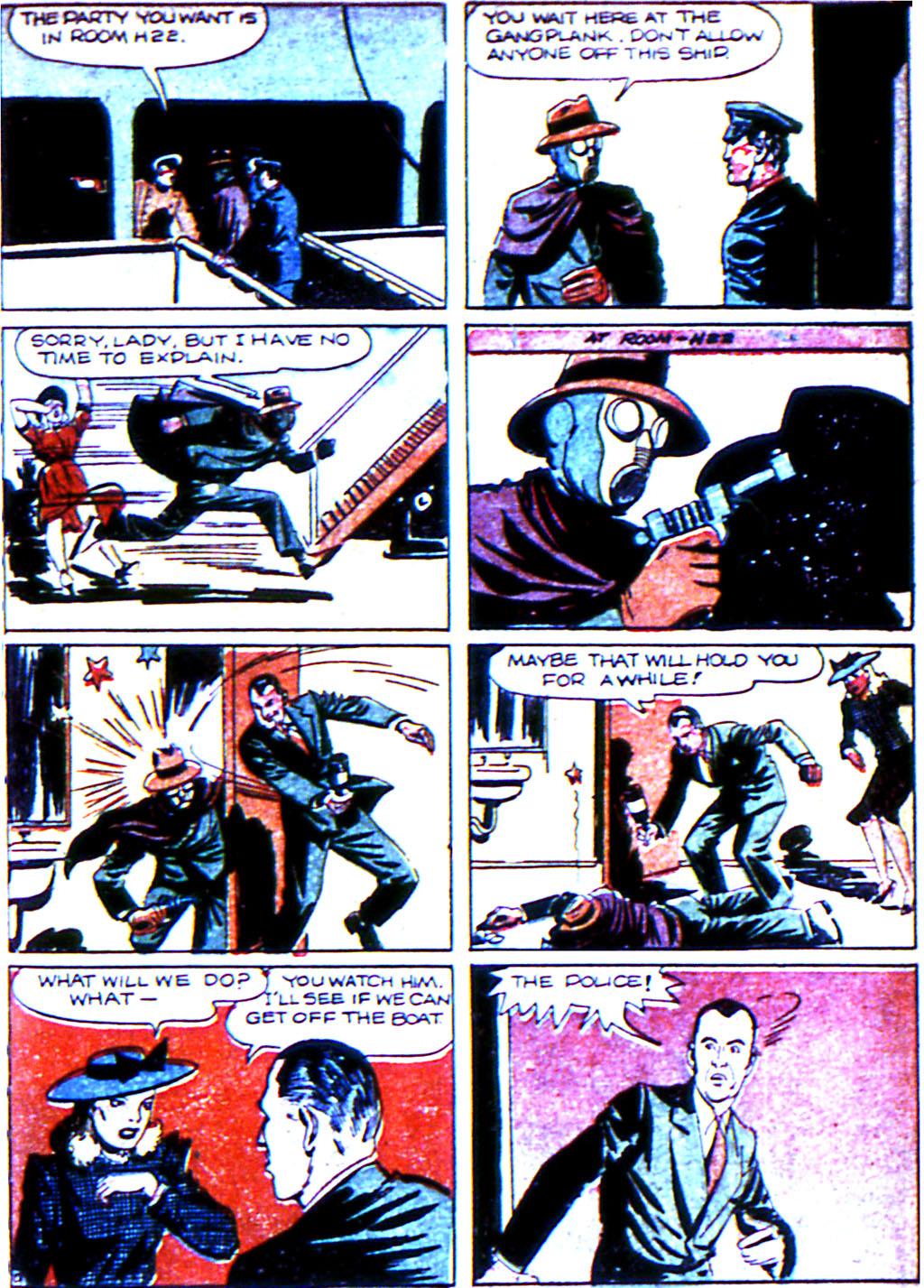 Read online Adventure Comics (1938) comic -  Issue #45 - 11